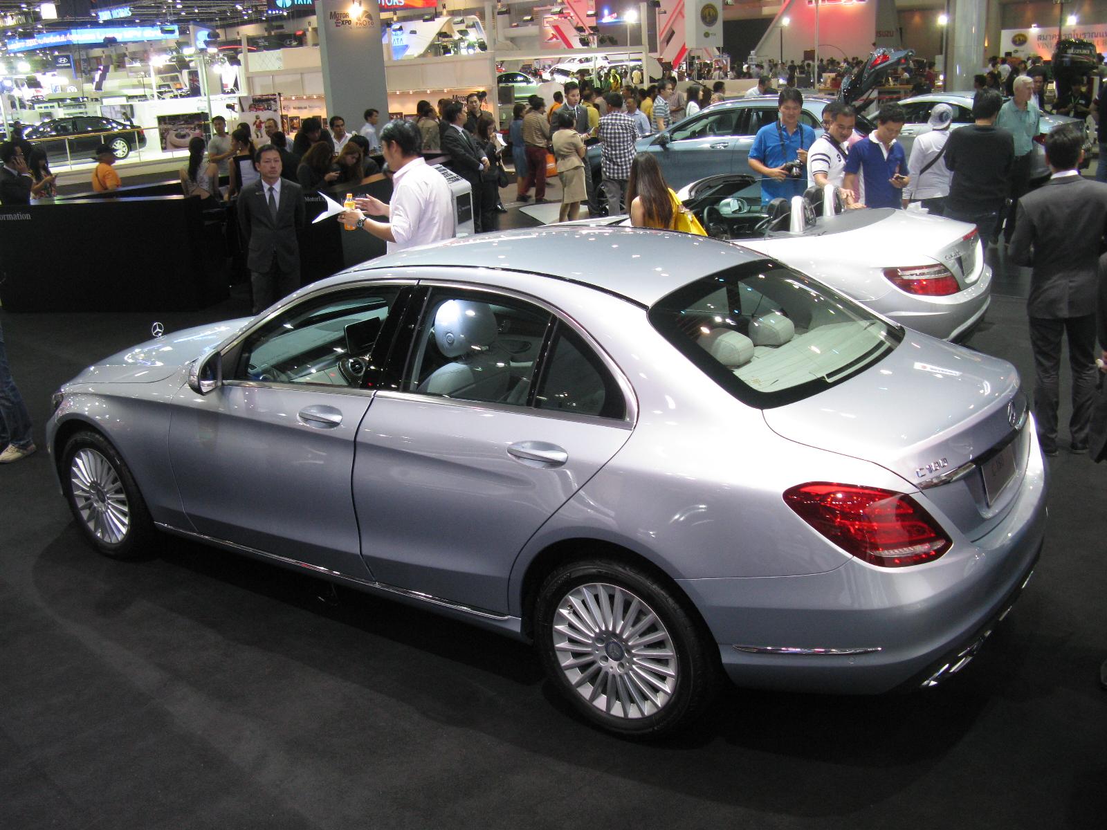 File Mercedes Benz C180 W205 16005105276 Jpg Wikimedia