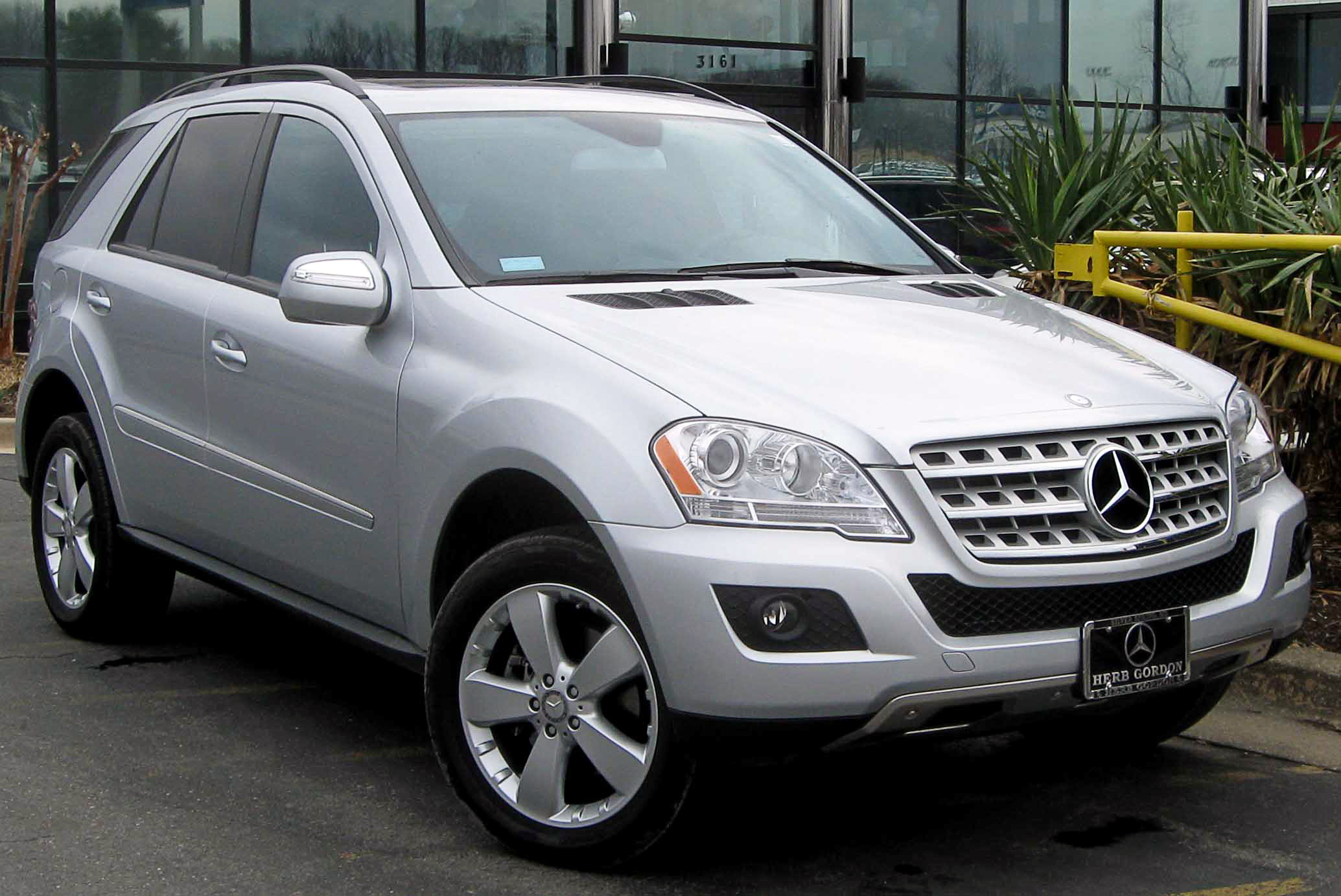 Mercedes Benz ML350 CDI