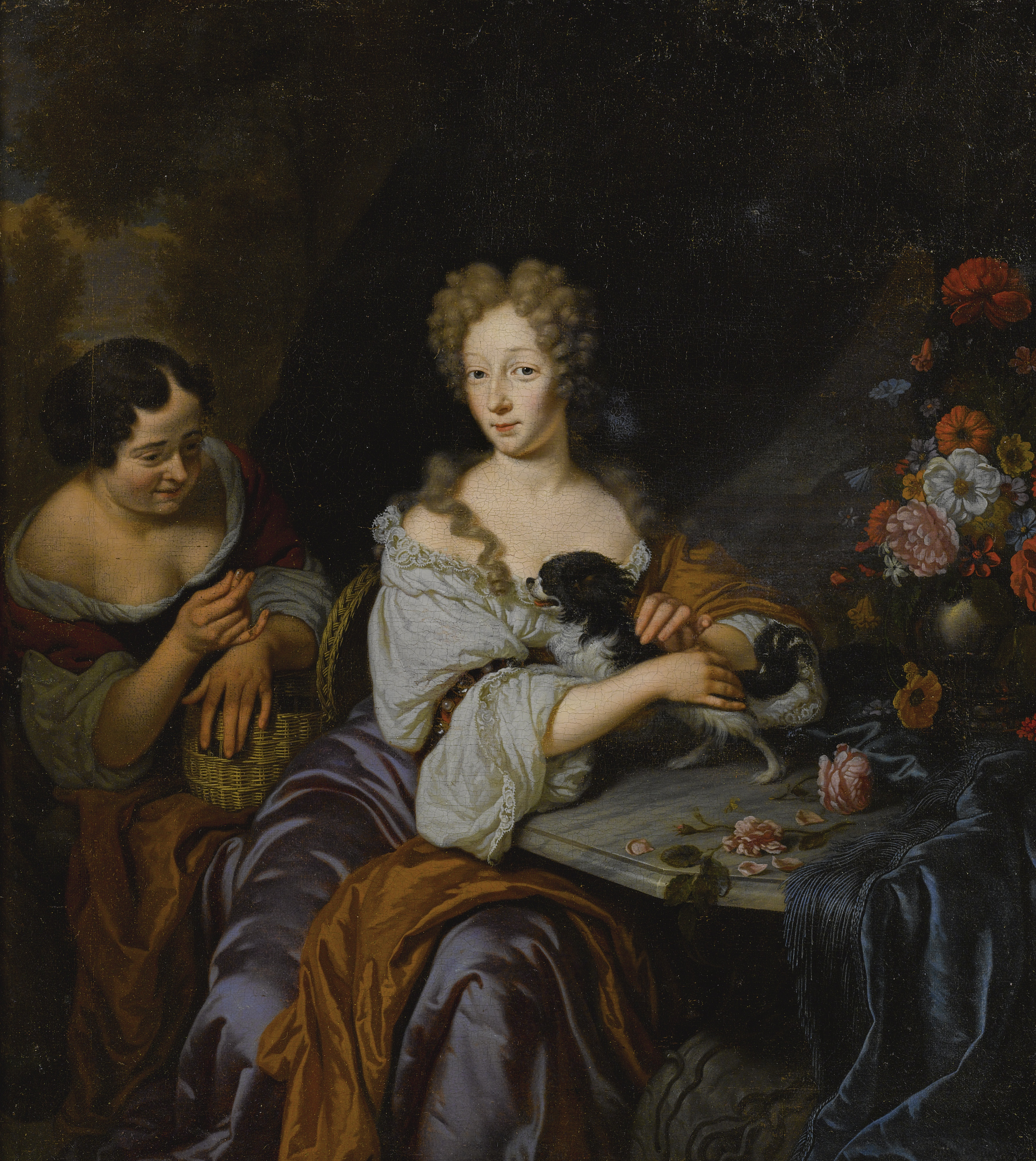 Portrait Of Judge Oil Paintings