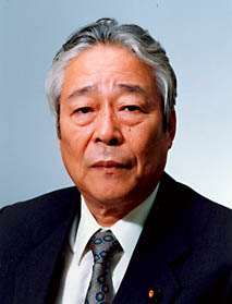Mikio Aoki Japanese politician
