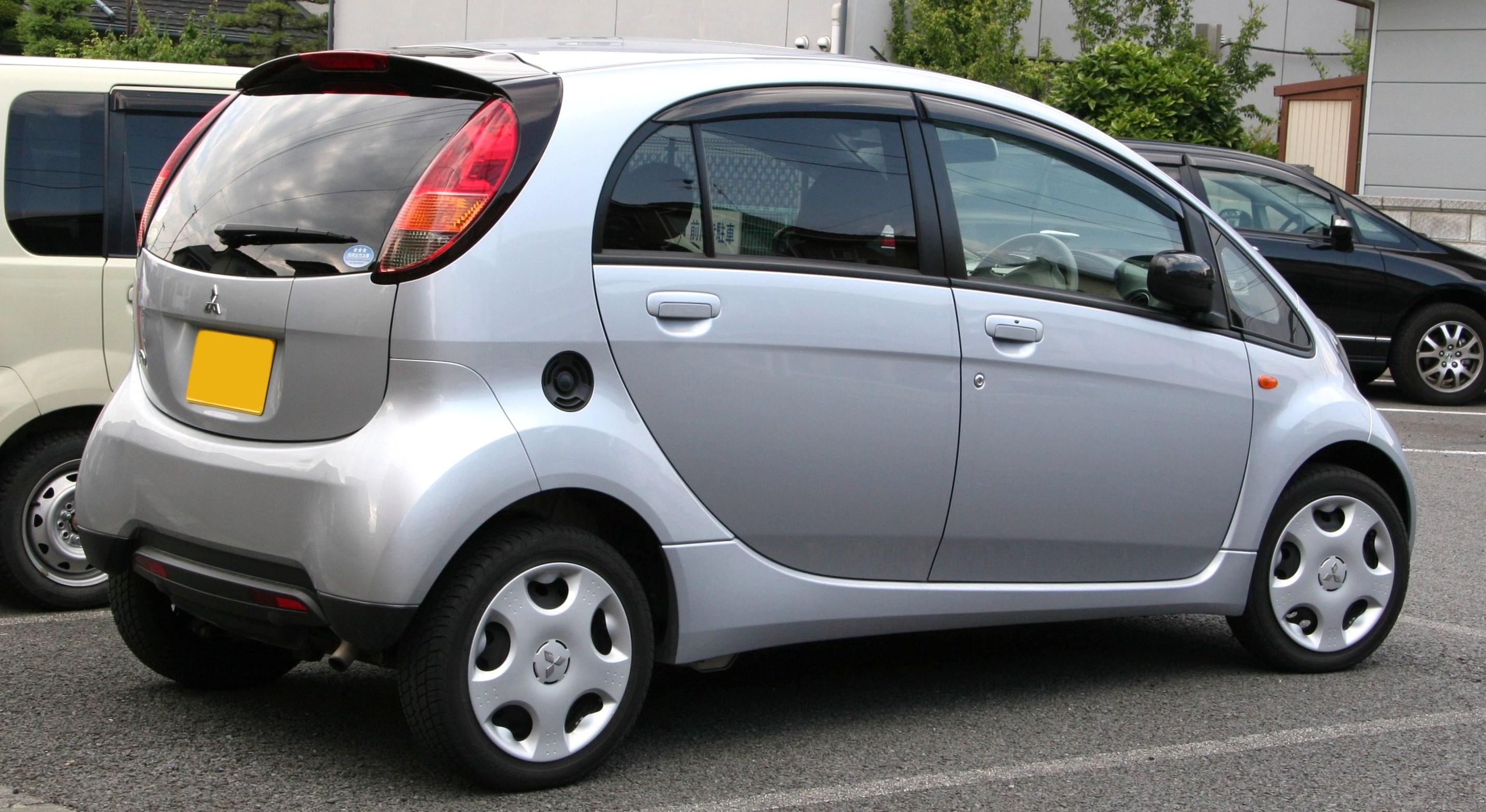 Mitsubishi I Wikipedia | Upcoming Nissan