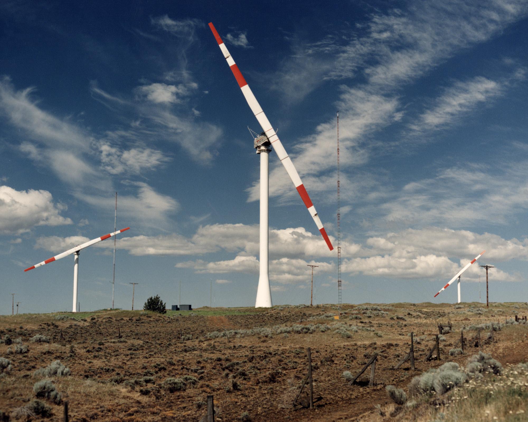 NASA wind turbines