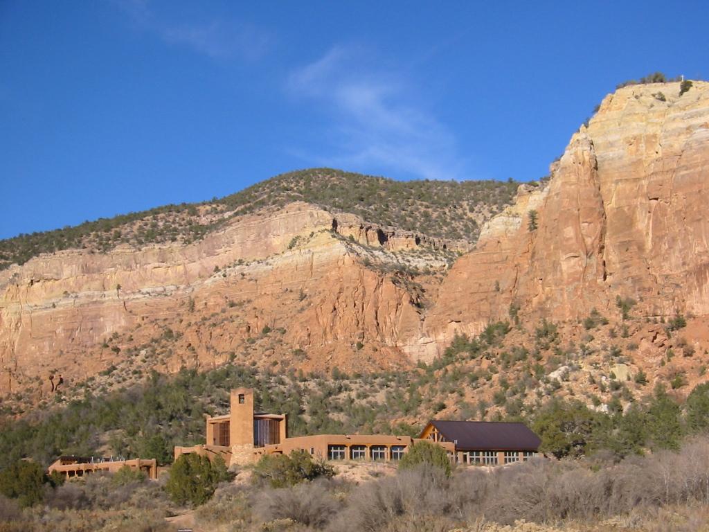 Monastery Of Christ In The Desert Wikipedia