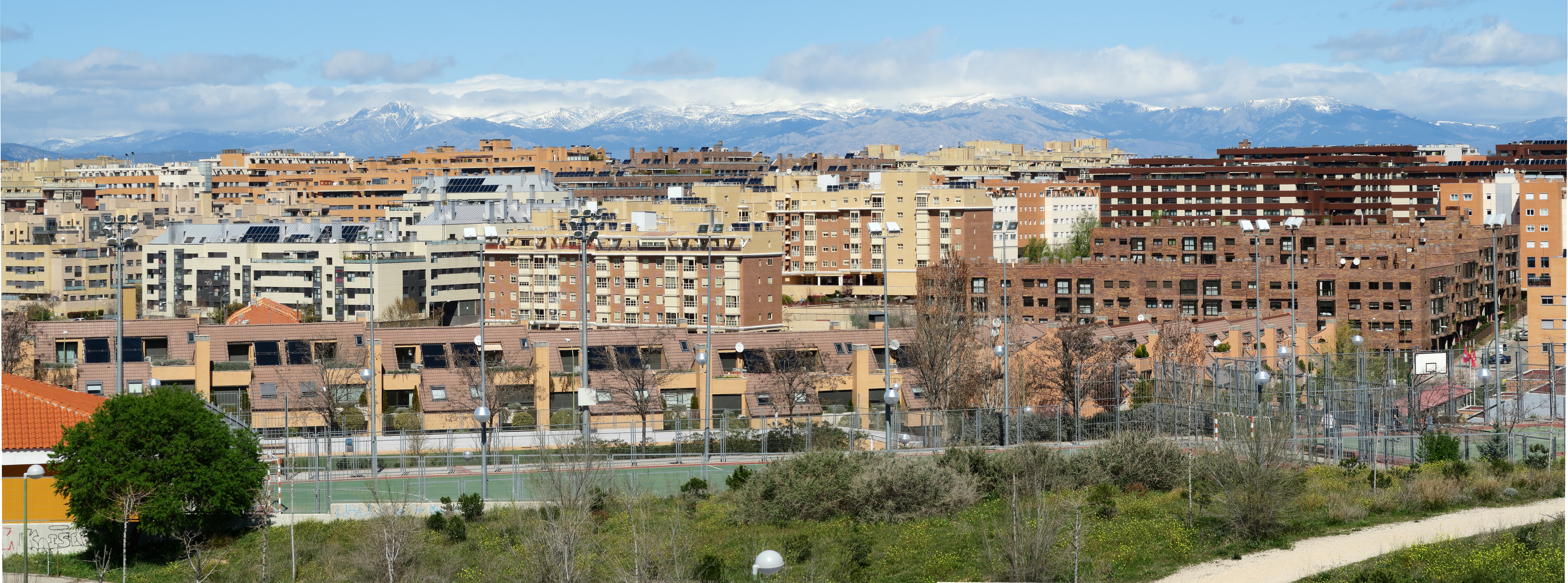 Depiction of Montecarmelo