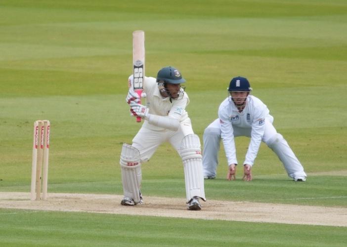 File:Mushfiqur Rahim batting against England at Lords in 2010, cropped.jpg