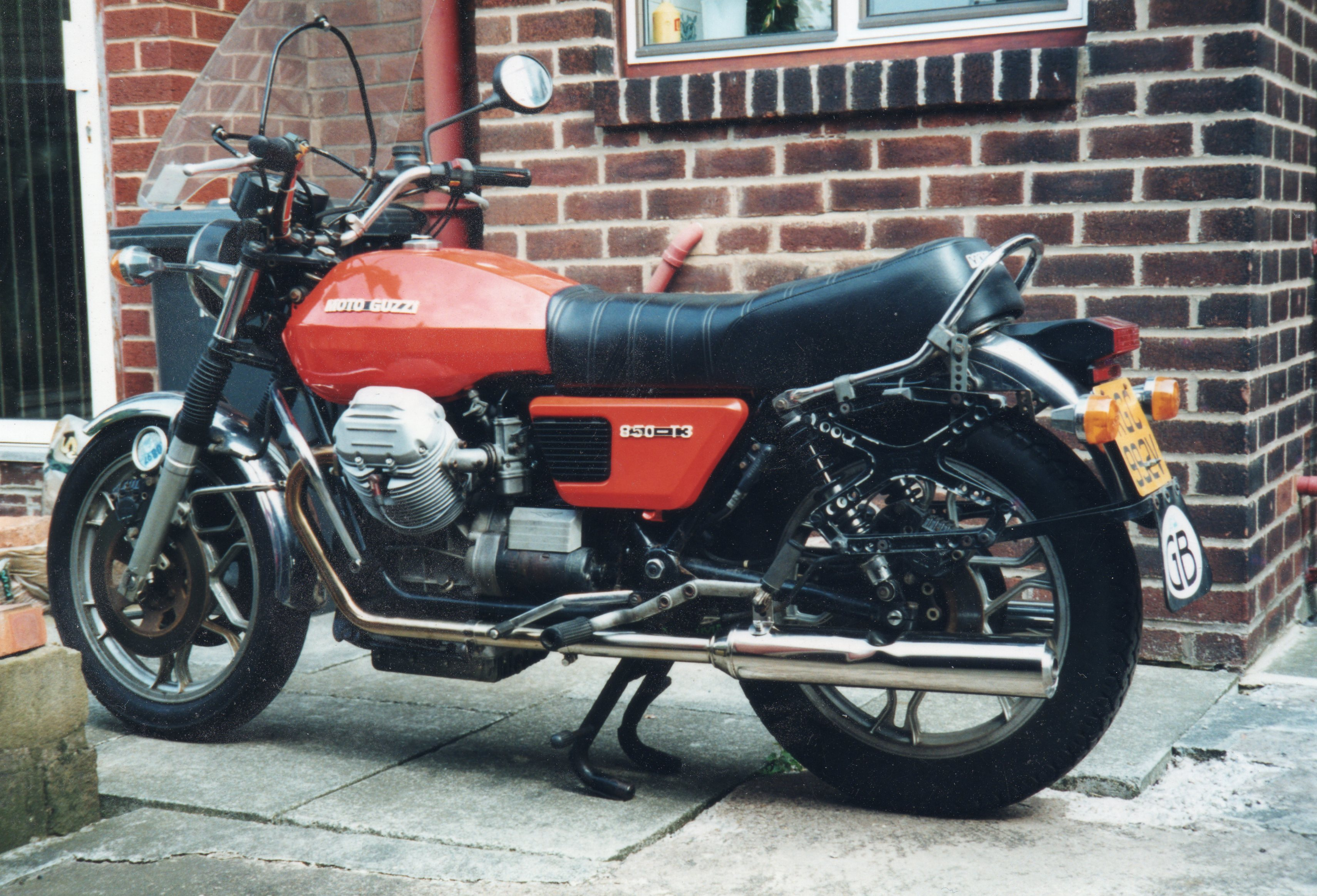 Moto Guzzi Cafe For Sale