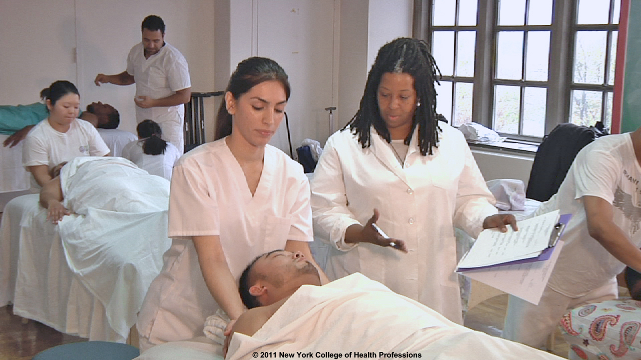 Massage Therapy best careers to pursue in college