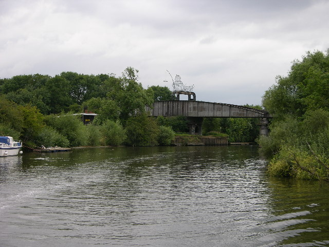 Naburn Bridge - geograph.org.uk - 41417