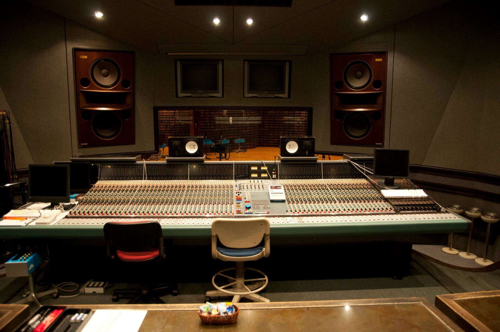 Image gallery neve recording for Console salon