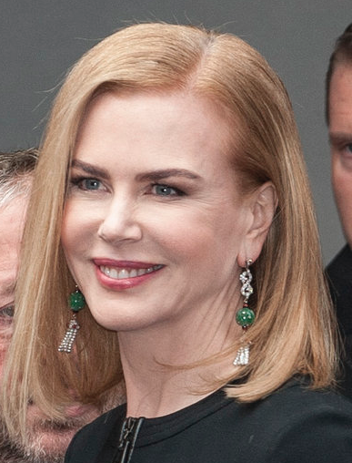 Nicole Kidman al Festival internazionale del cinema di Berlino per la conferenza di Queen of the Desert (2015)