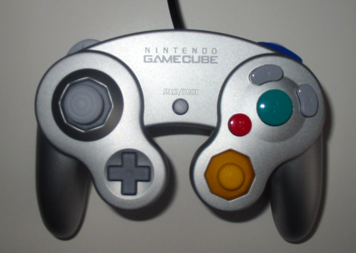 nintendo controllers game gamecube - photo #44