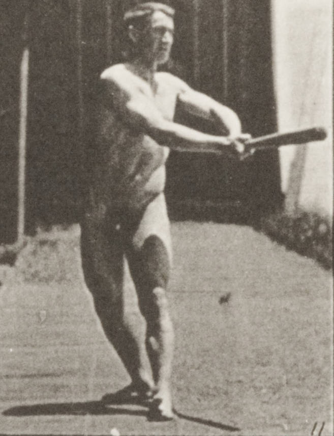 Consider, Nude blk baseball player that would