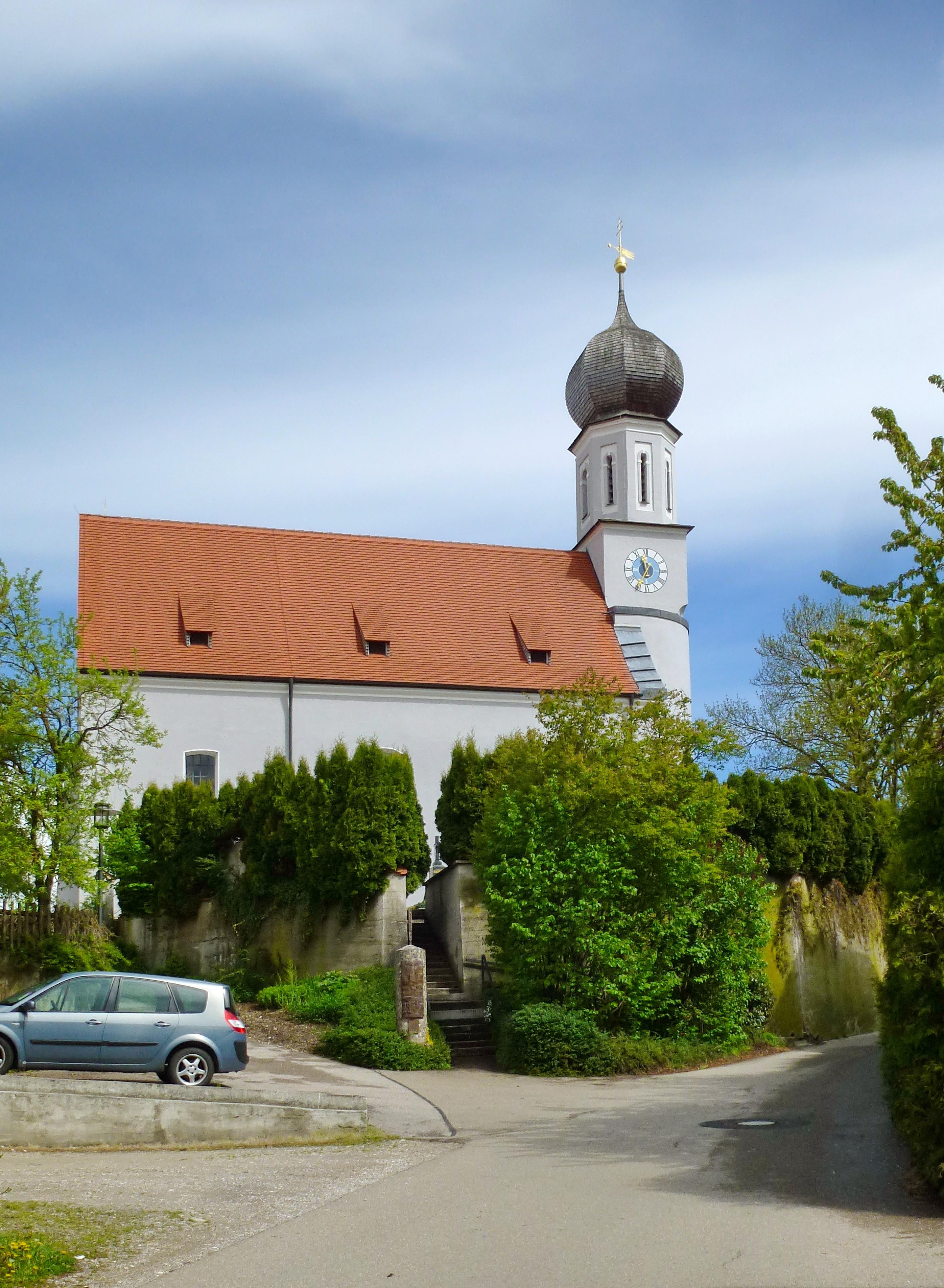 File Oberroth Gde Schwabhausen Kirche St Peter Paul 001 201505
