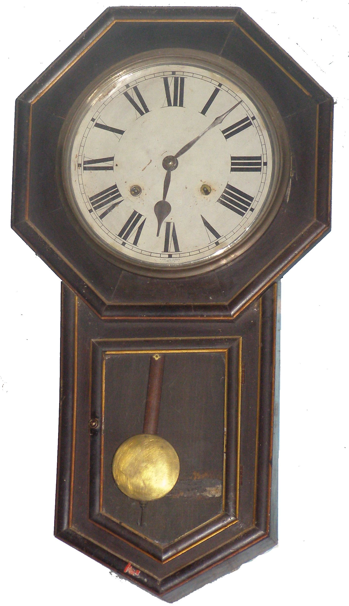 File:Old Pendulum clock.jpg - Wikipedia, the free encyclopedia