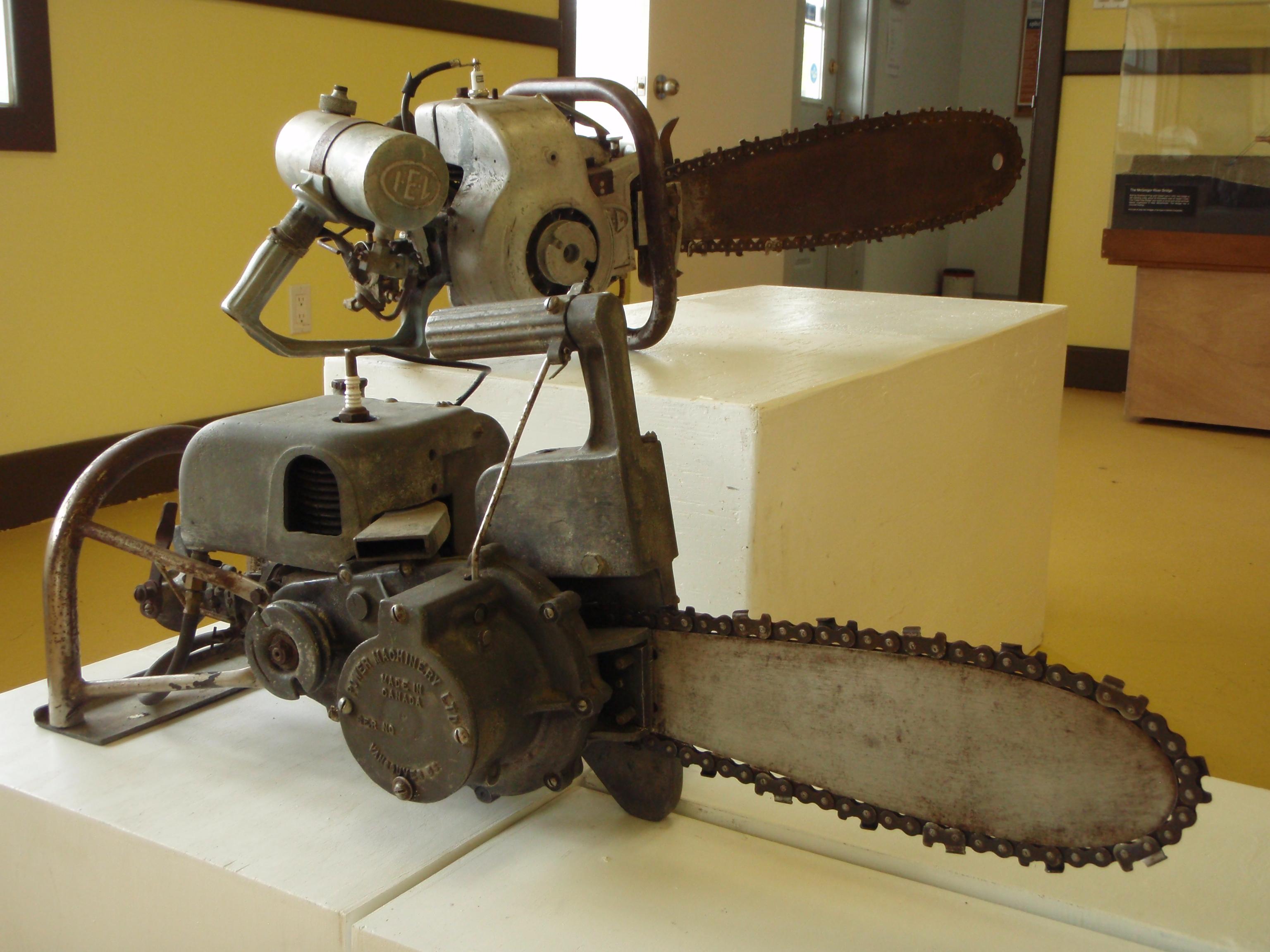 Vintage Chainsaws For Sale Kitchener