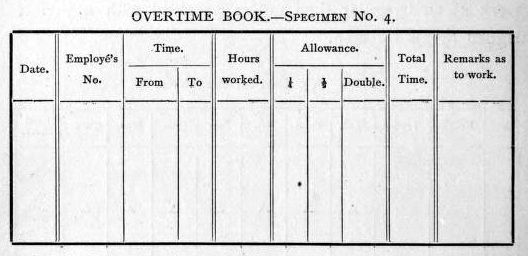 Overtime Book