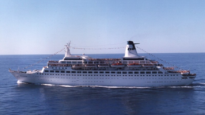 The original Love Boat: Pacific Princess