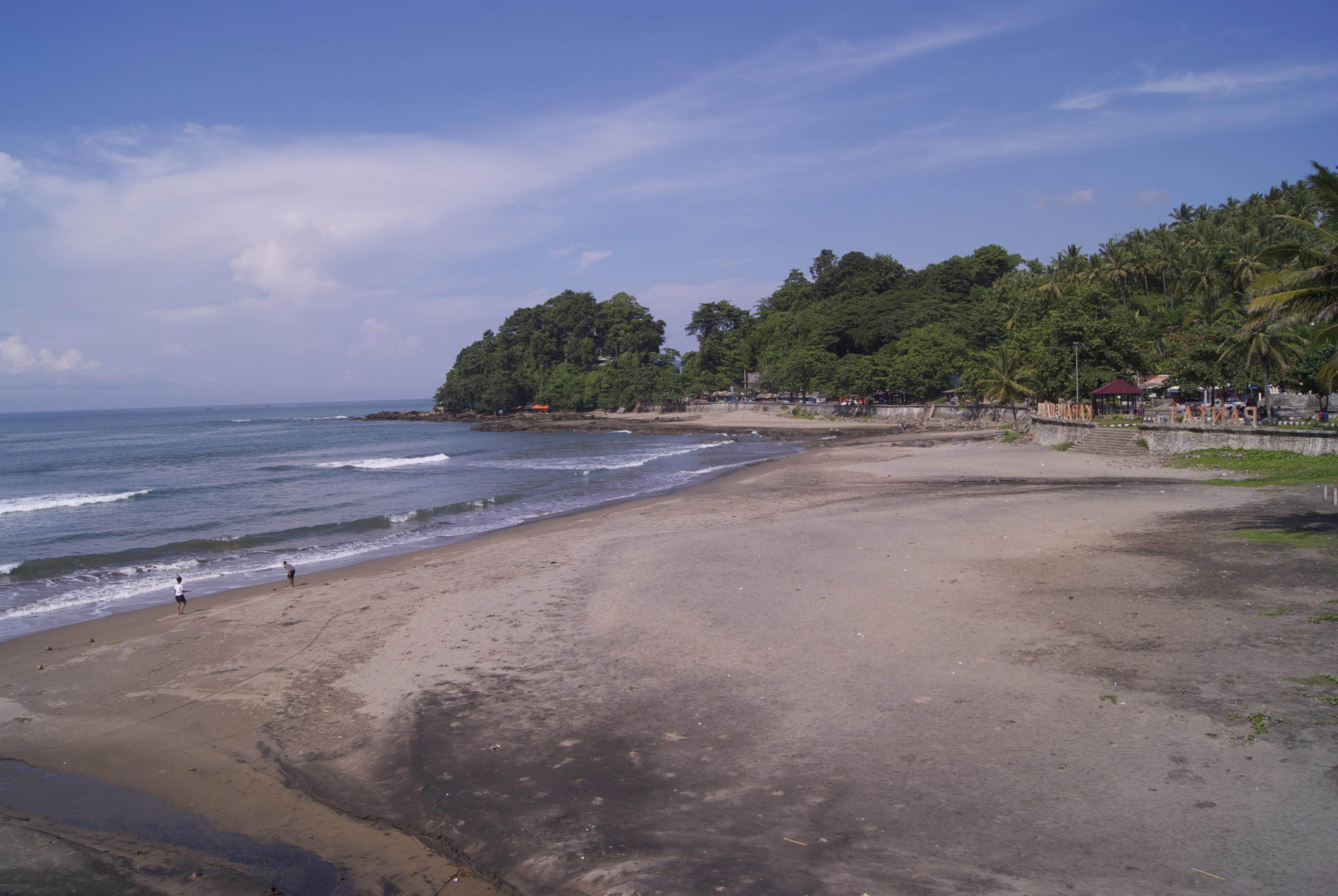 Pantai Karang Hawu - Wikipedia bahasa Indonesia, ensiklopedia bebas
