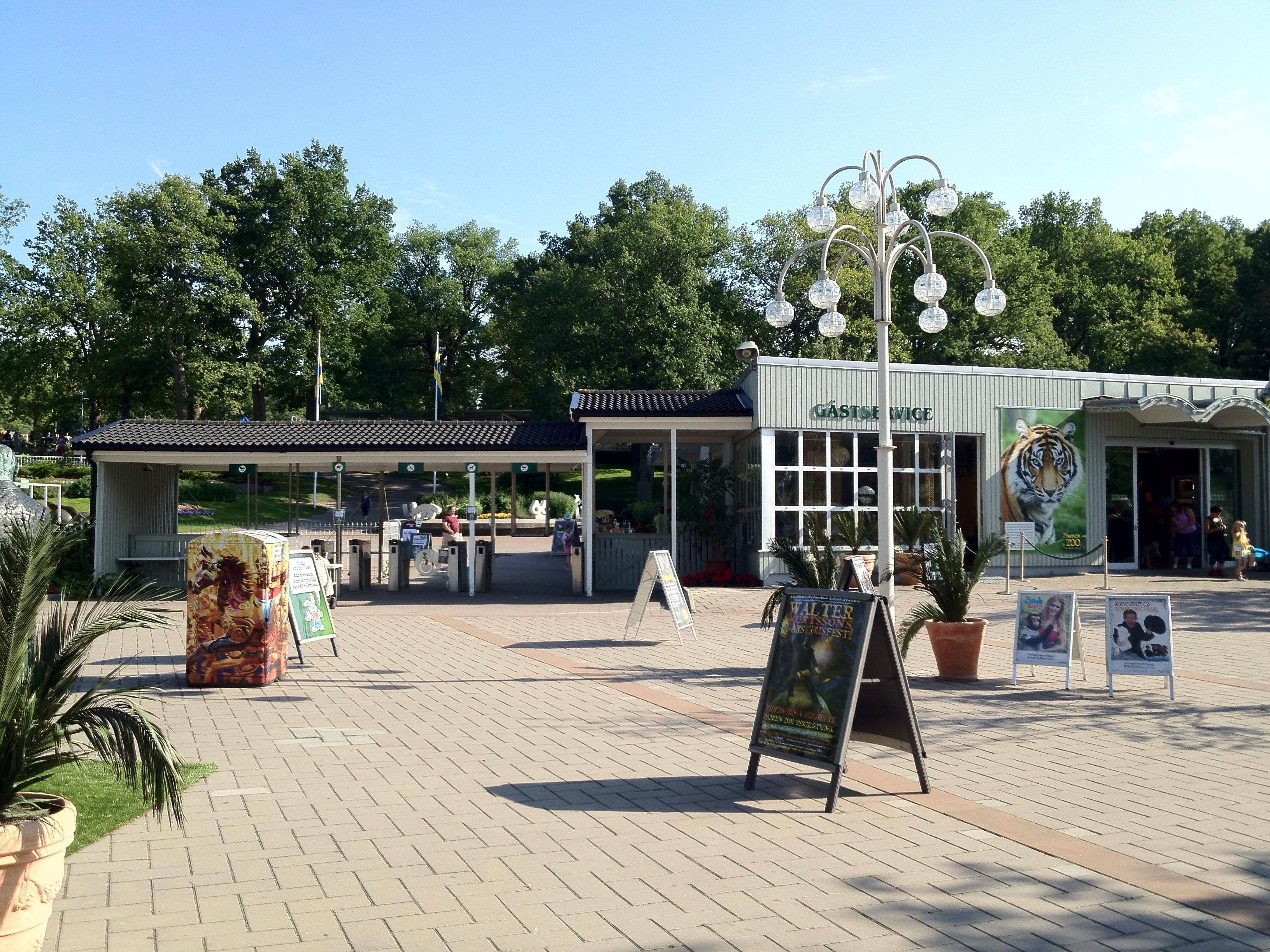 parken zoo eskilstuna