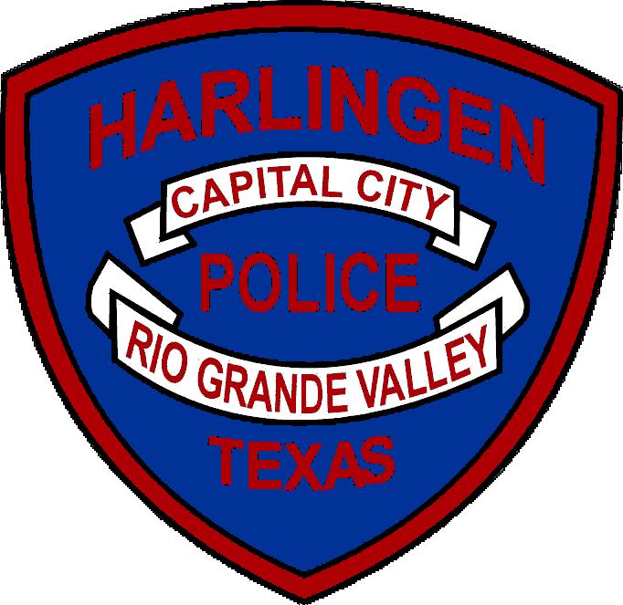 HARLINGEN Police Patch