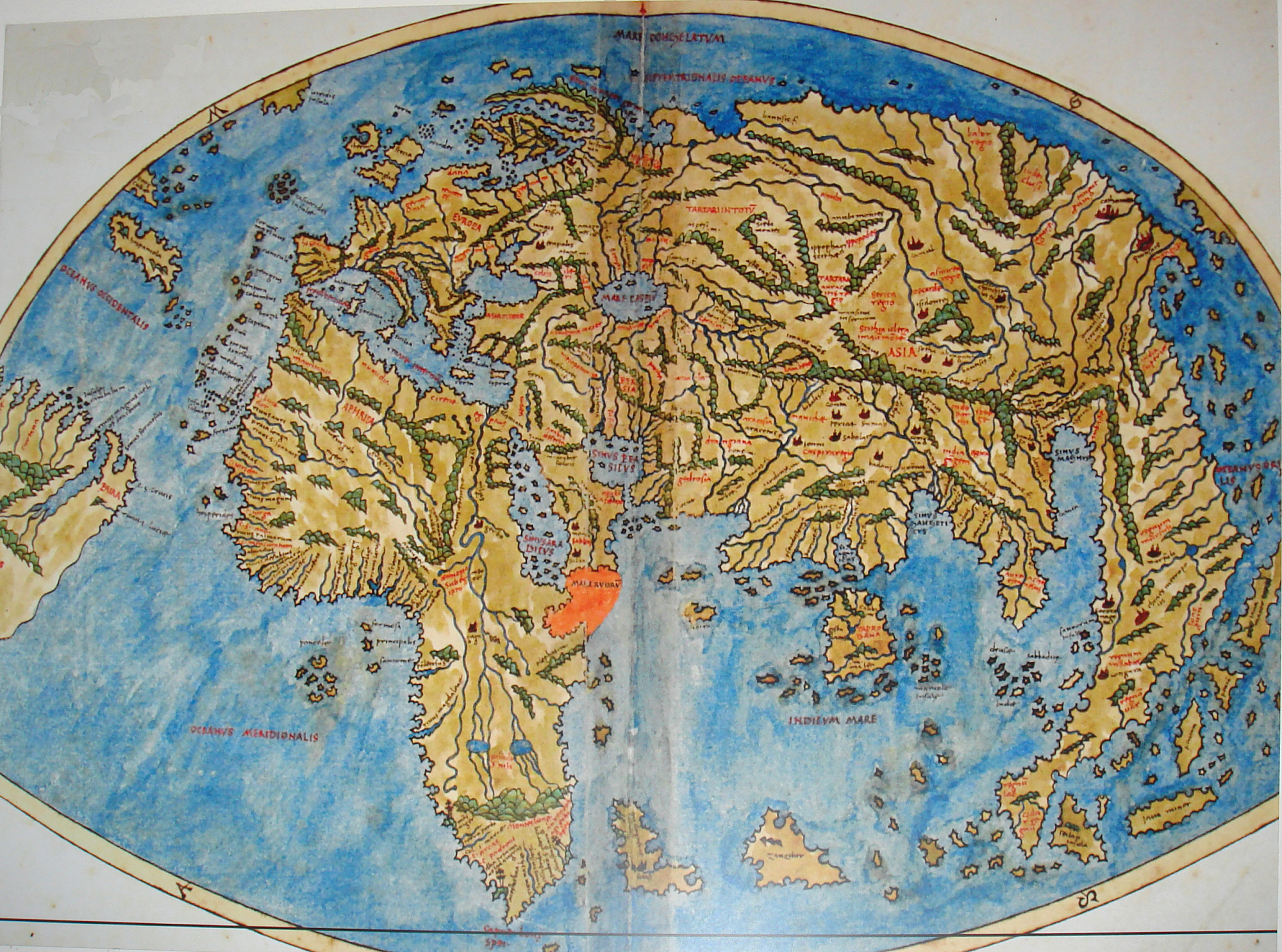 Worlds Strangest  Unusual And Marvelous Maps