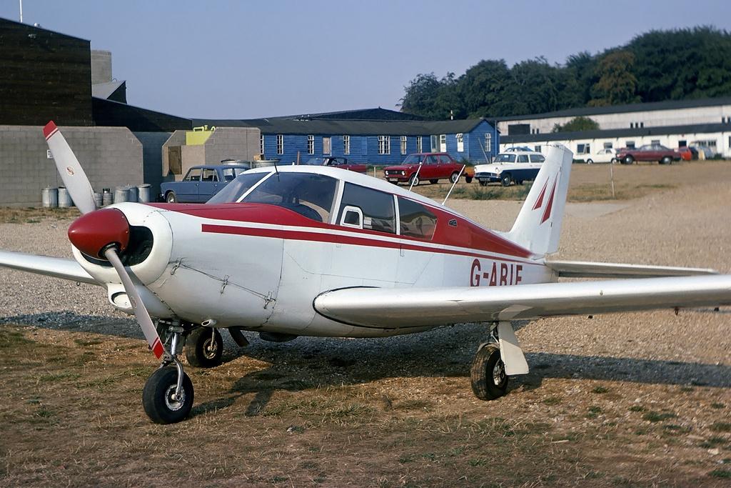 1963 Camden PA-24 crash - Wikipedia
