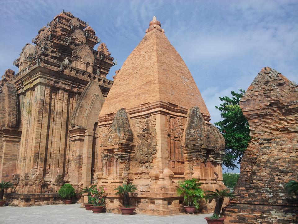 Po Nagar Cham nagar attraction in Nha Trang