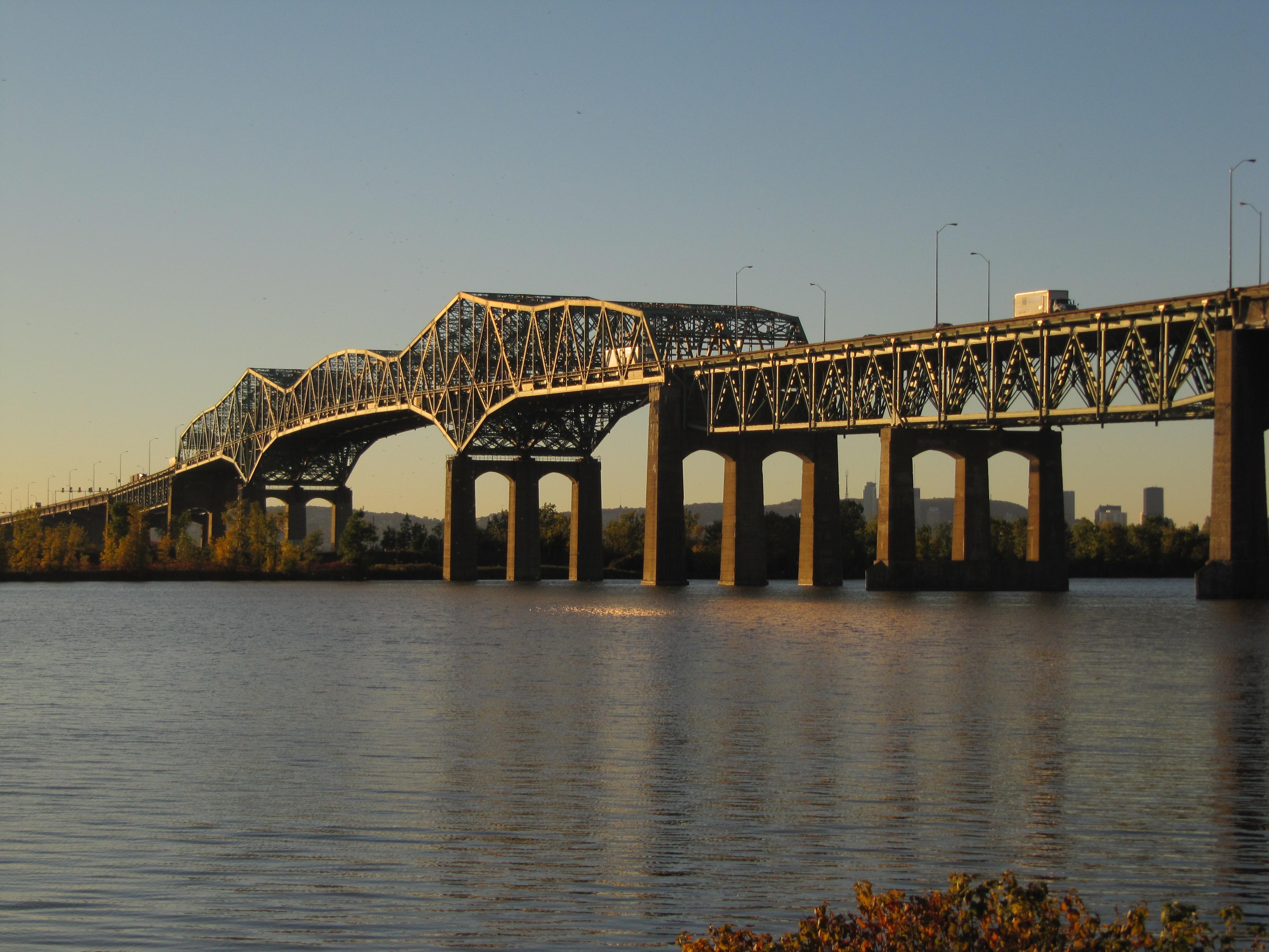 Pont Champlain, Ottawa, Canada