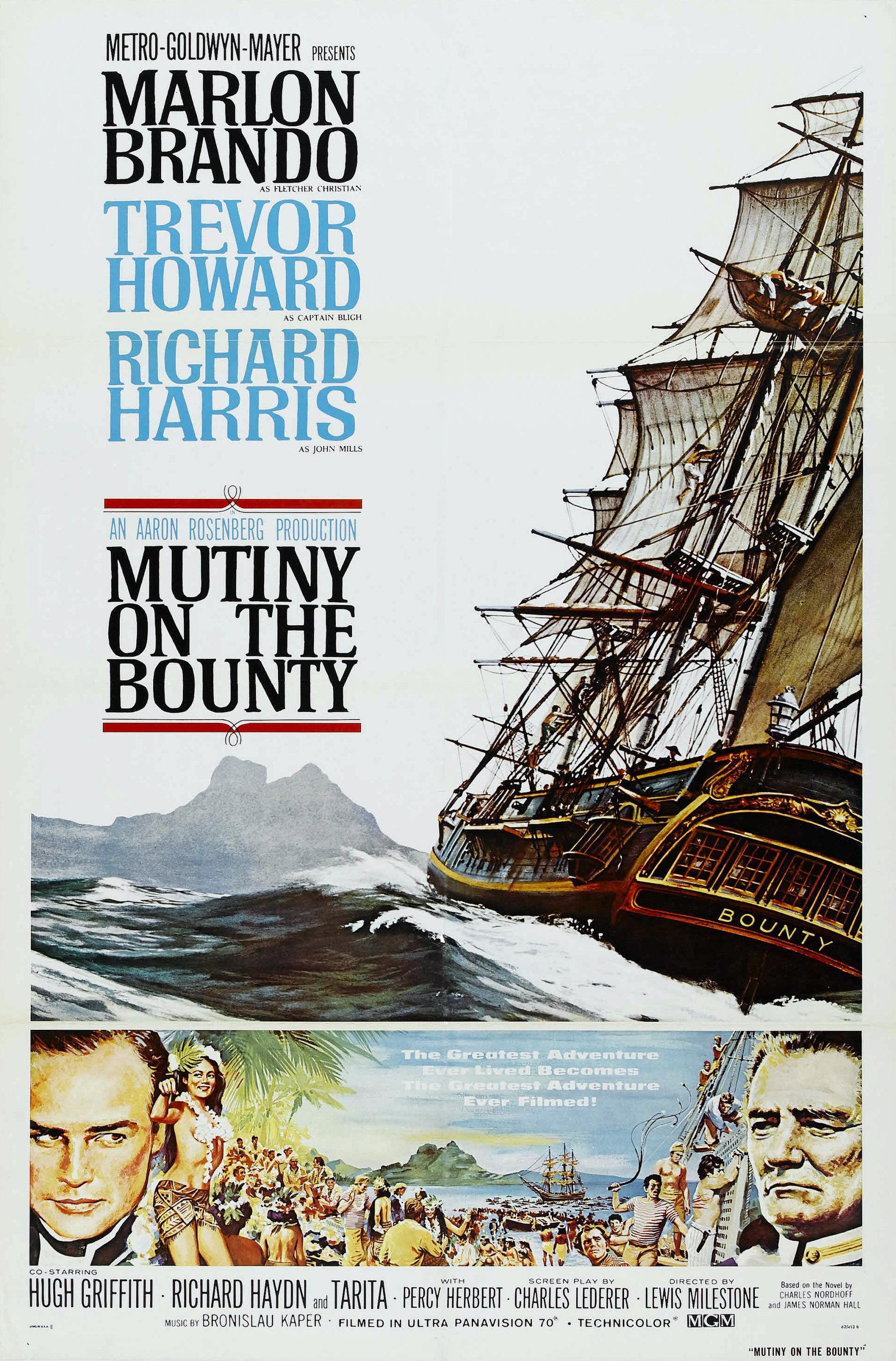 meuterei auf der bounty film