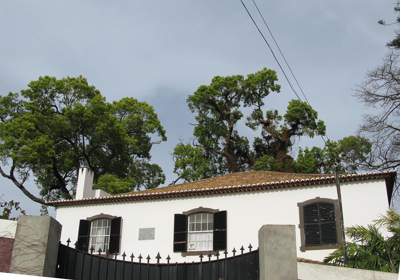 Madeira Wikipedia Gelang Warna Sandirodus Die Villa Quinta Bettencourt In Funchal
