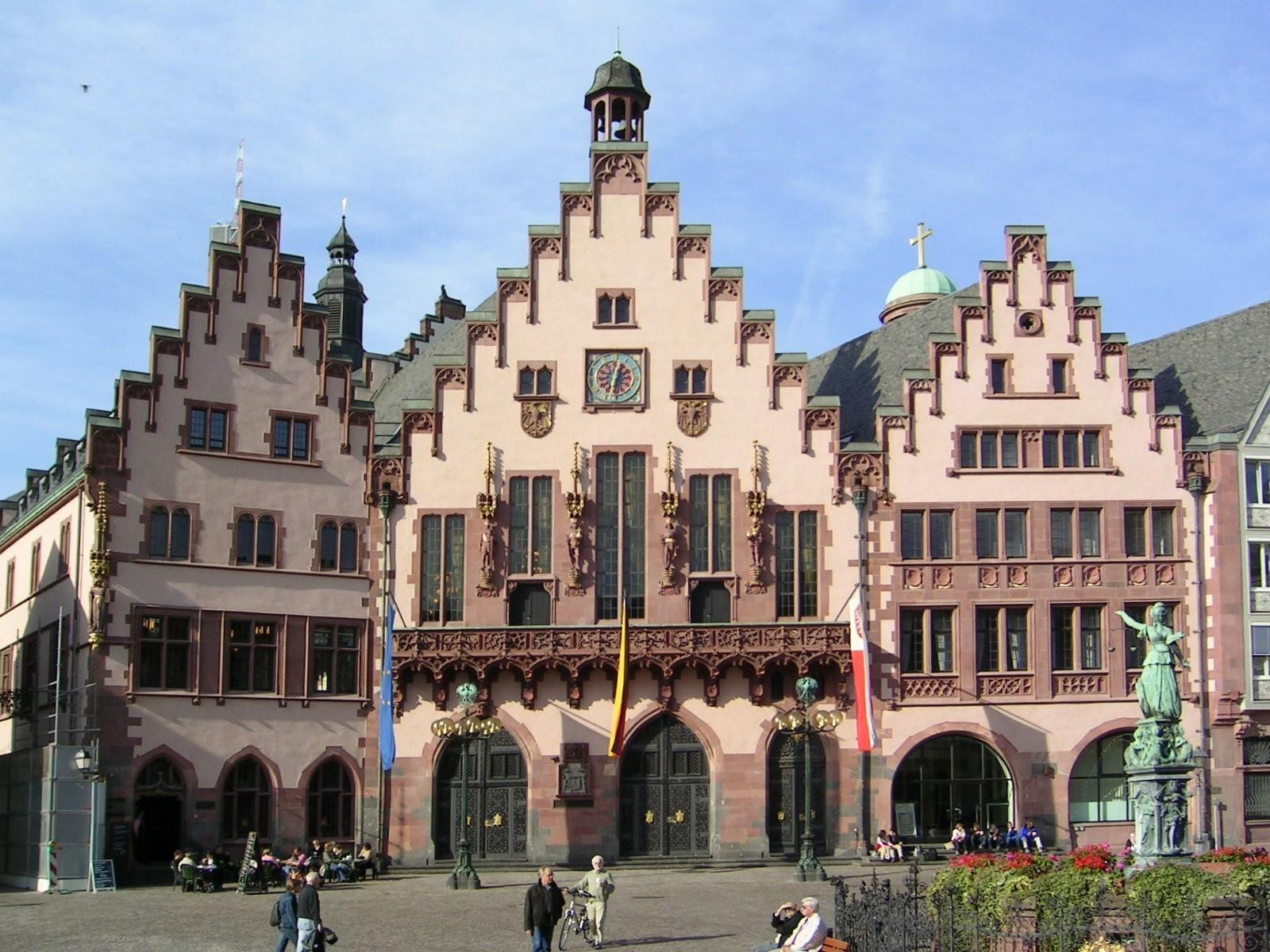 Frankfurt dating places