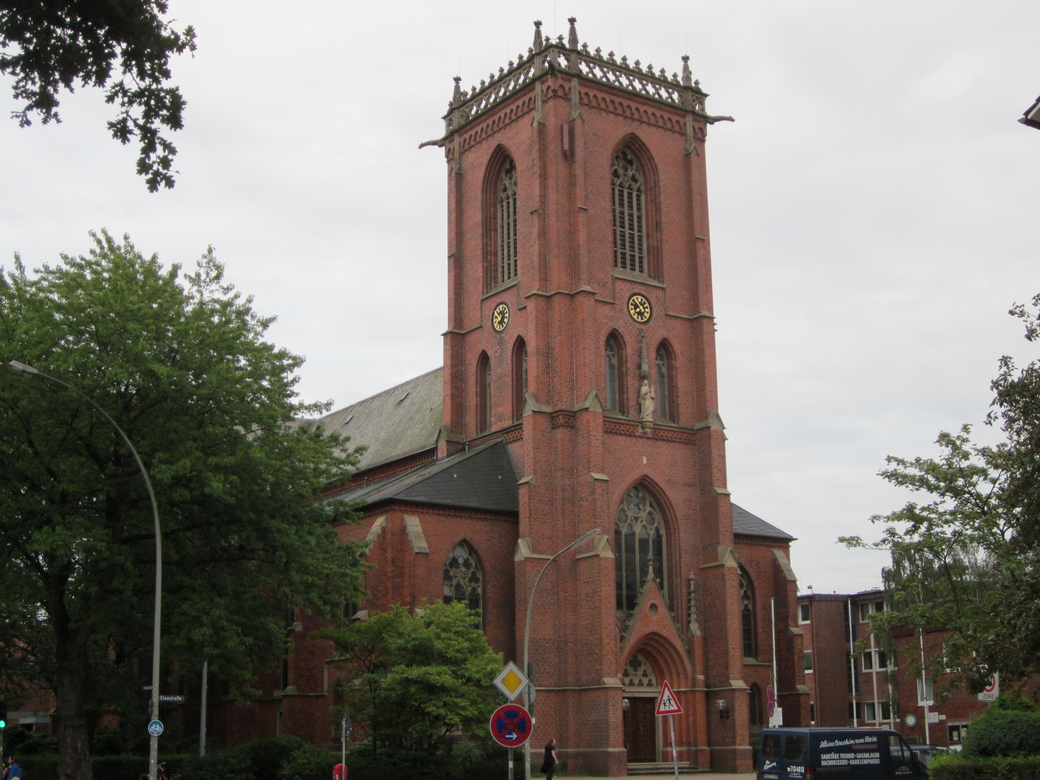 Katholische Kirchen Hamburg