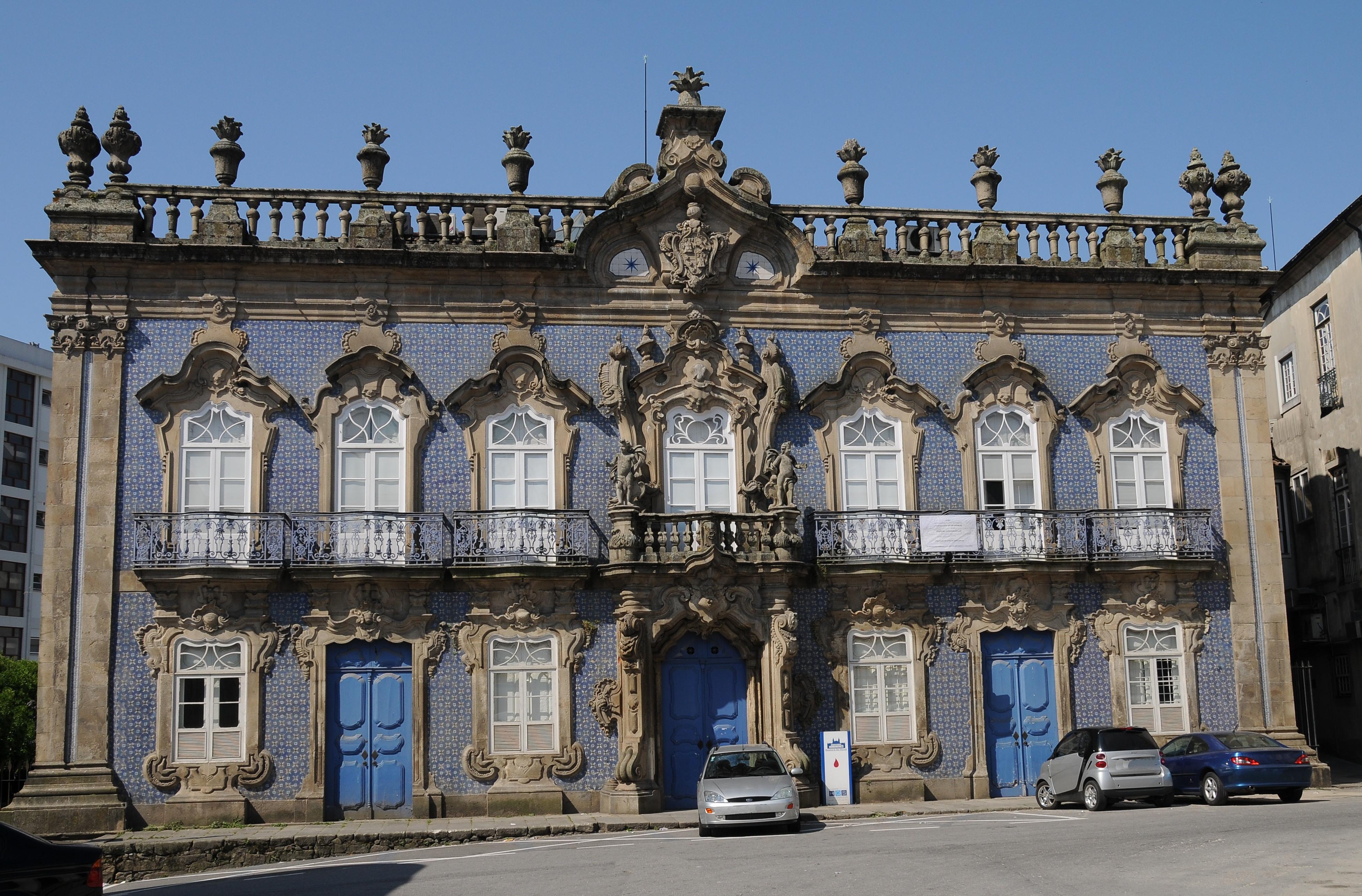 Exemplos do estilo barroco em portugal thinglink for Architecture xix