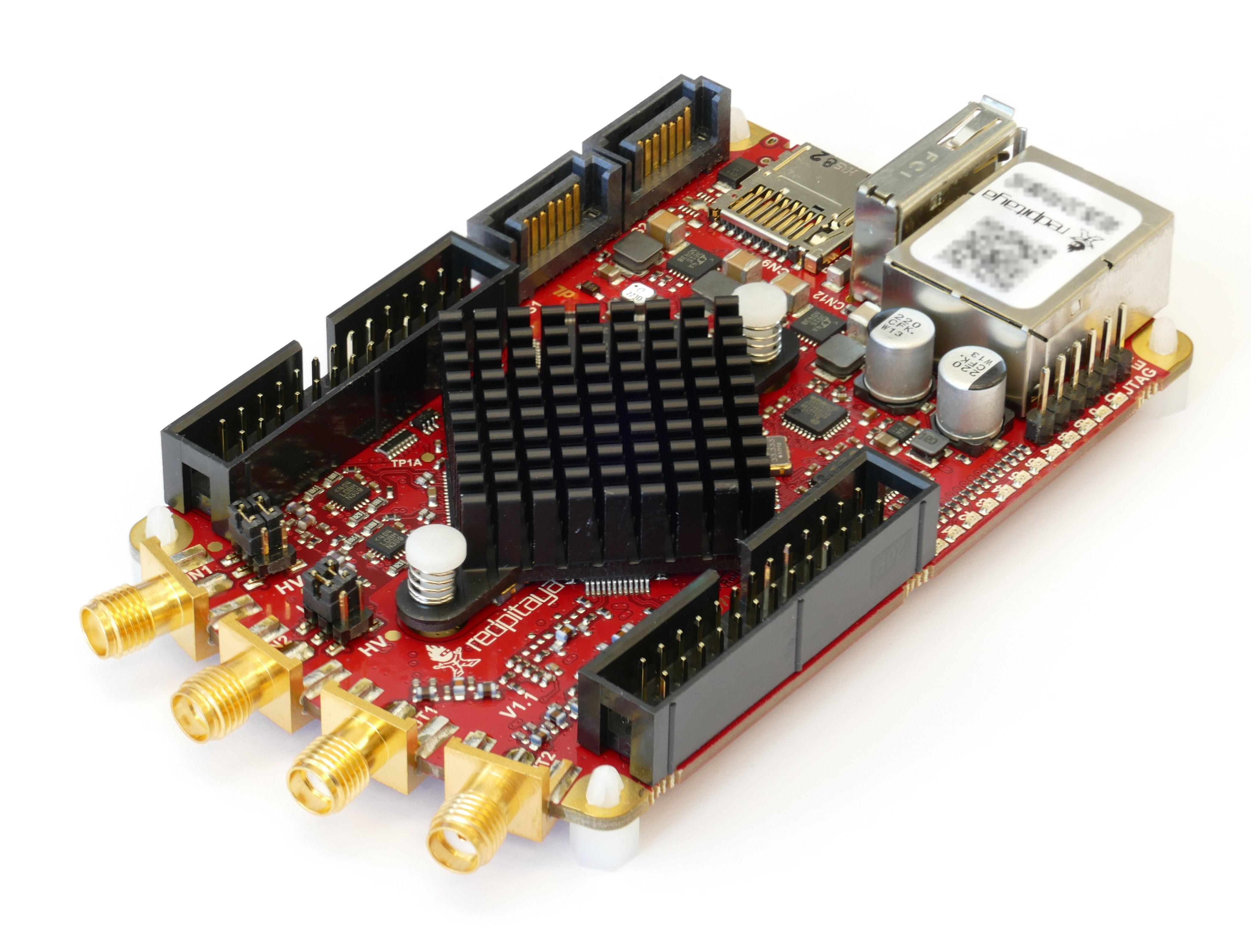 Red Pitaya (hardware) - Wikipedia