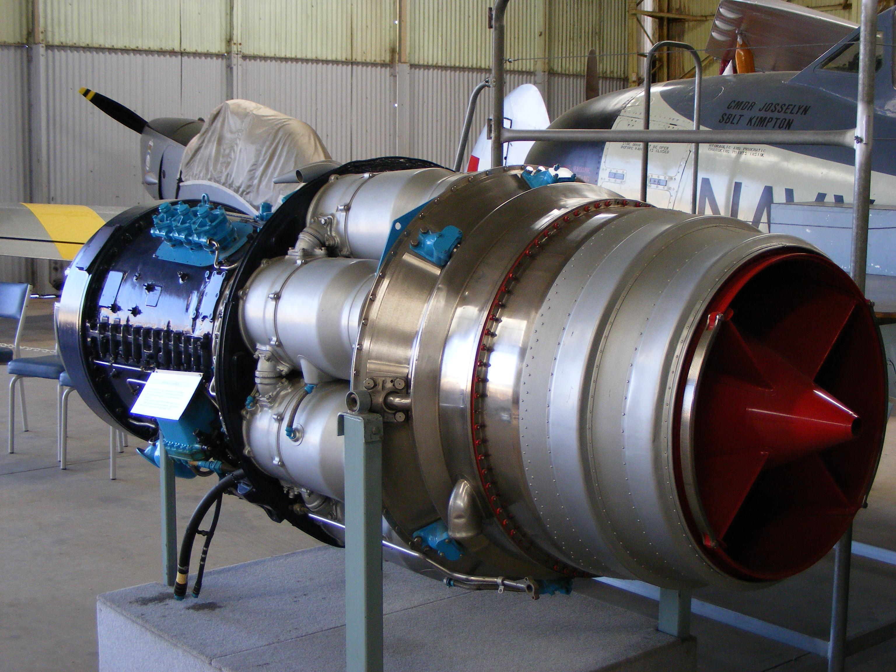 File Rolls Royce Avon Mk 26 Engine Wikimedia mons