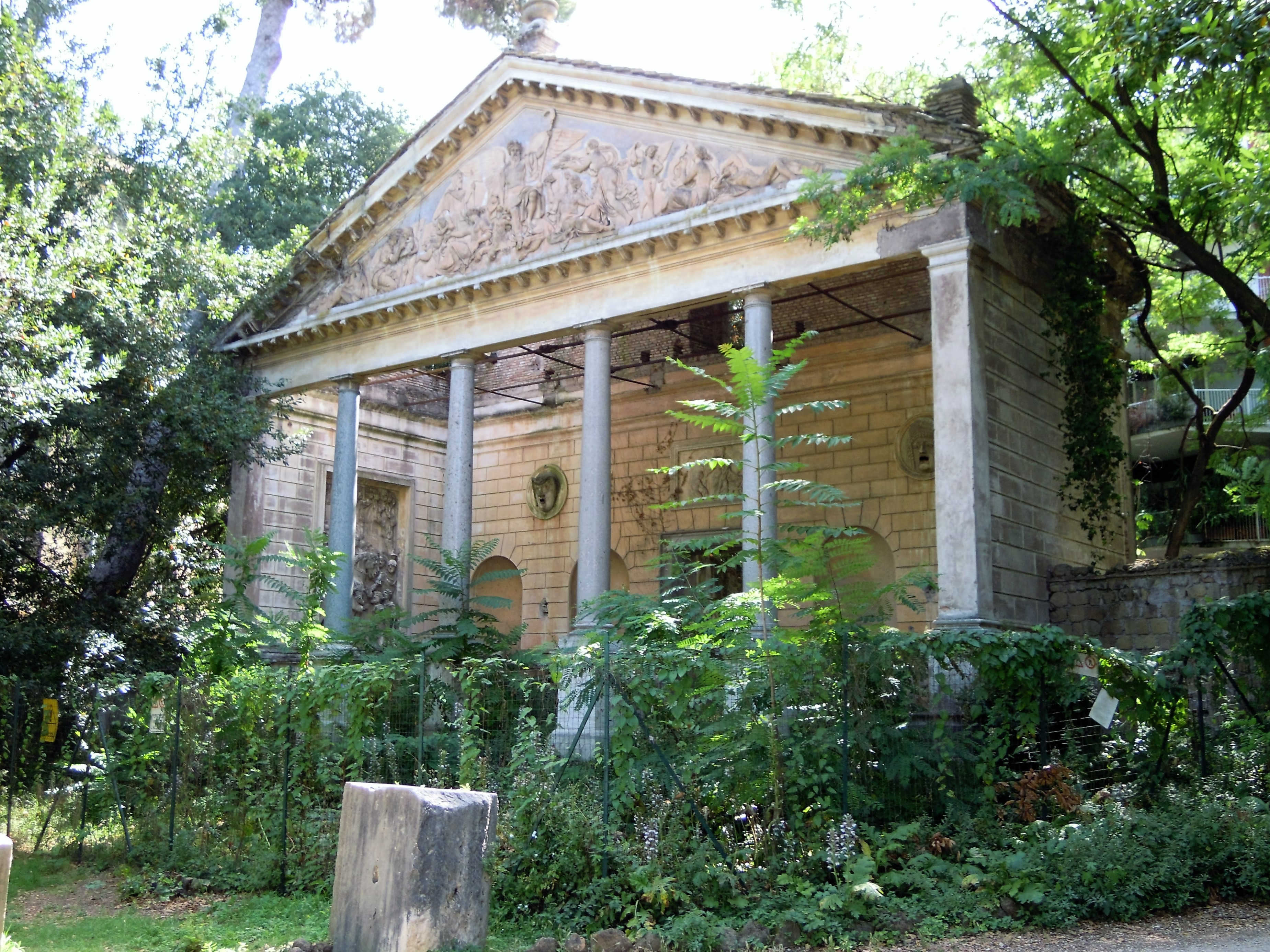 Villa Rosa Via Carlo Marx  Teramo
