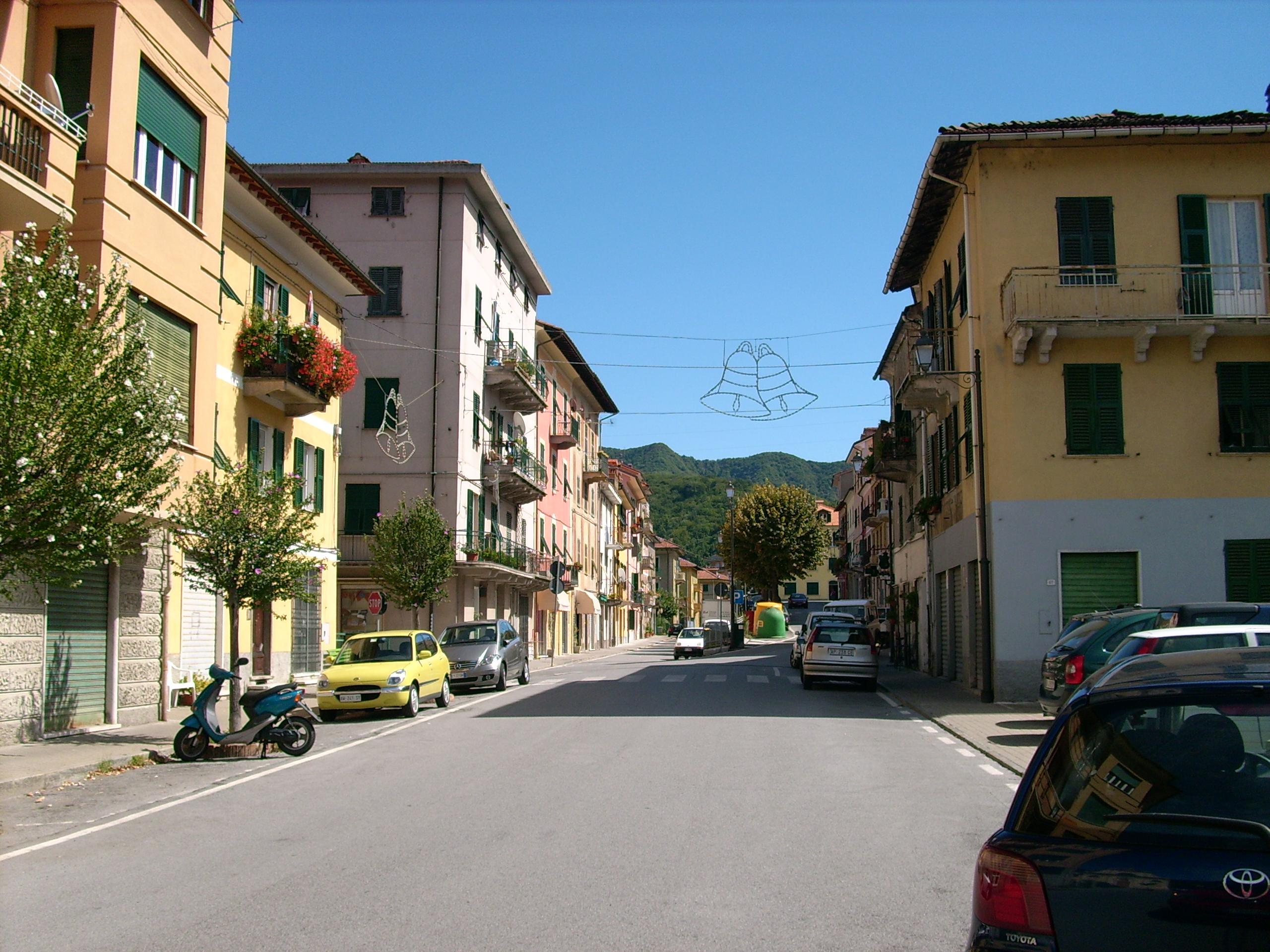 Ronco Scrivia, Liguria