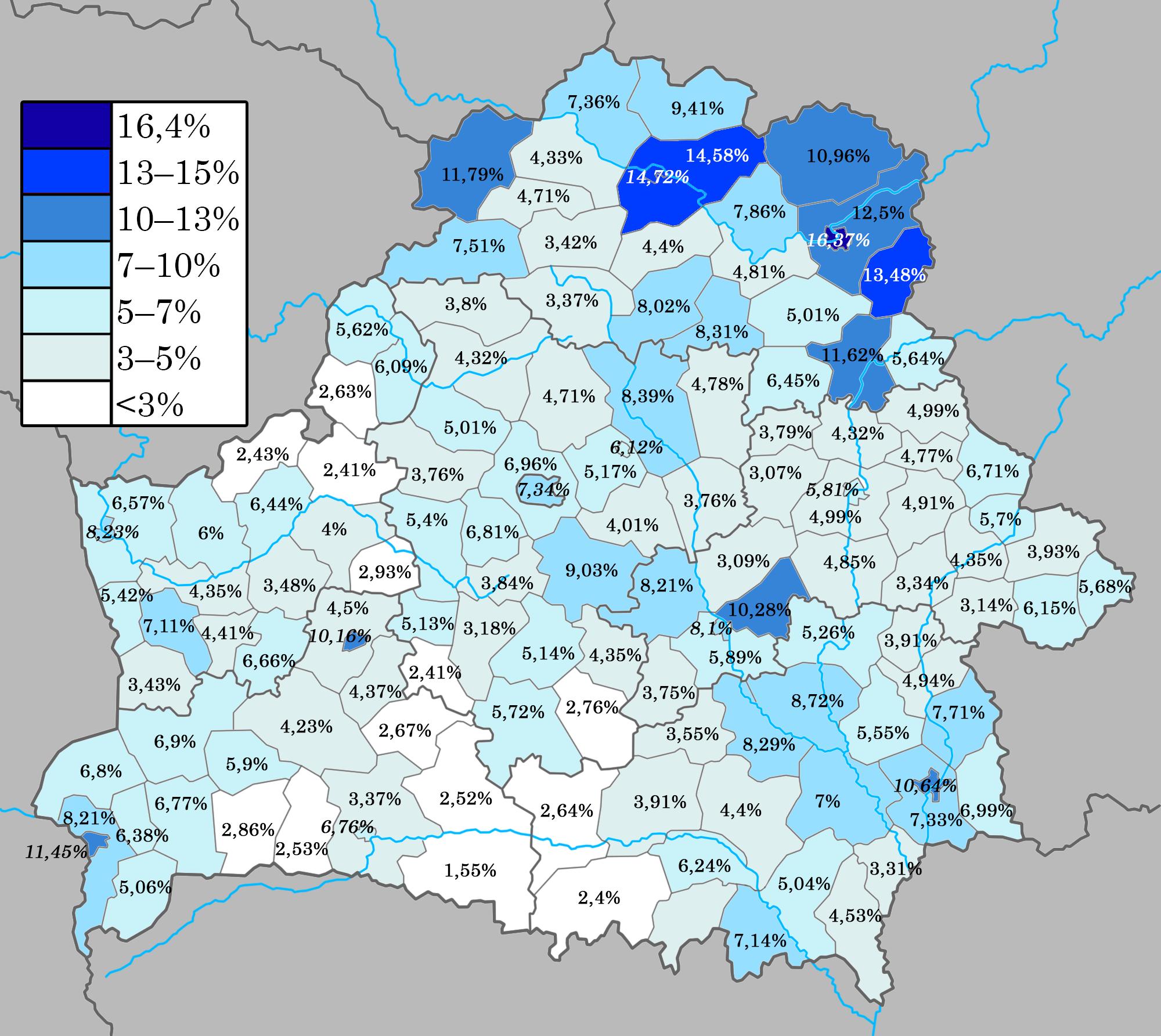 Russians In Belarus Wikipedia