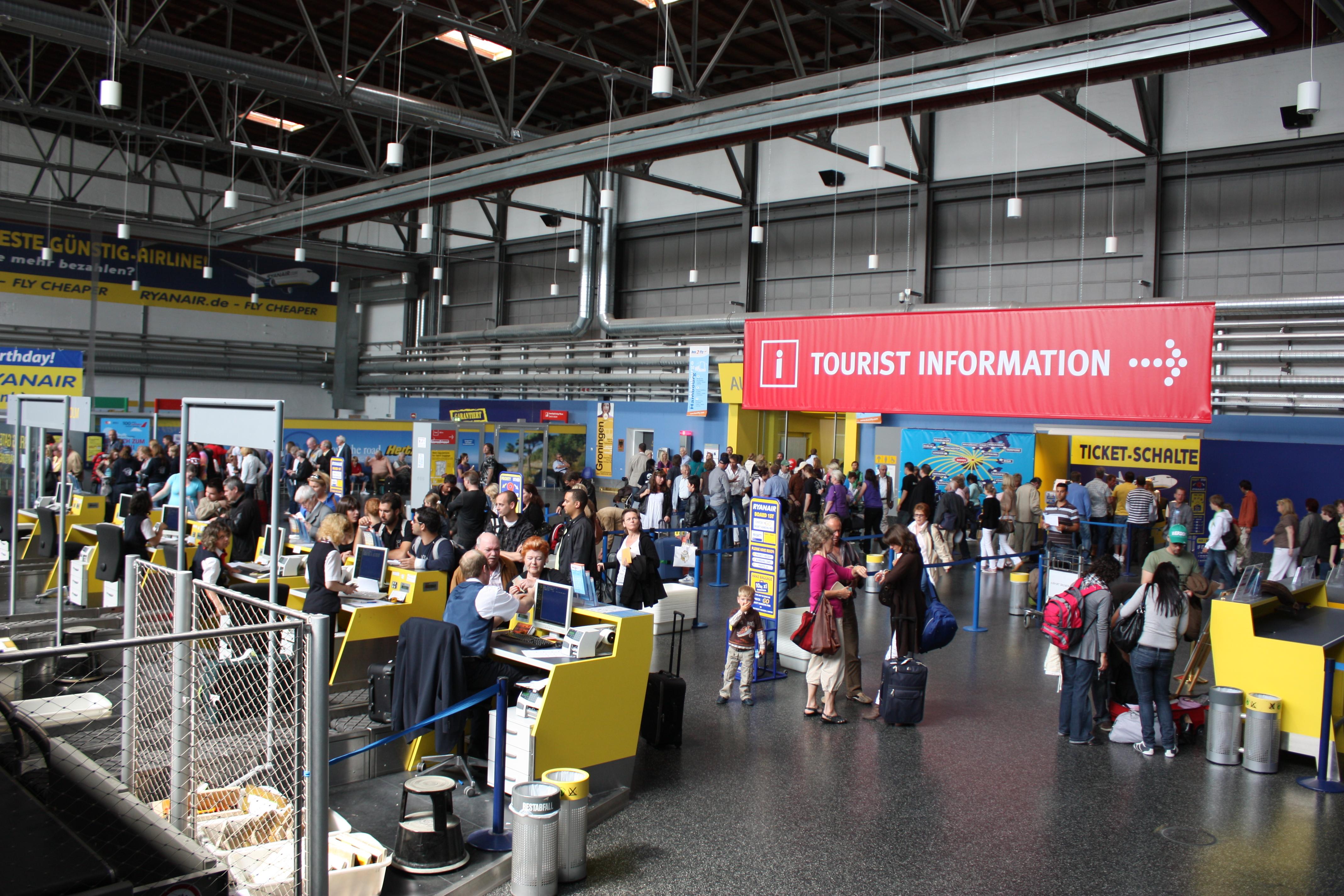 Anfahrt Terminal 2 Frankfurt