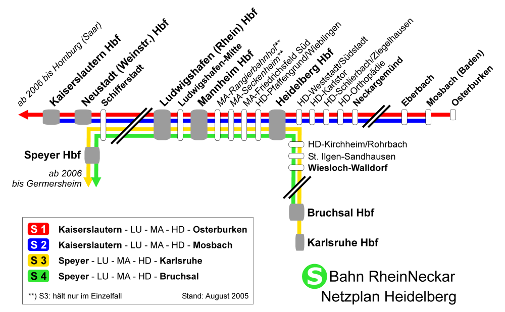 File S Bahn Rheinneckar Netzplan Heidelberg Png