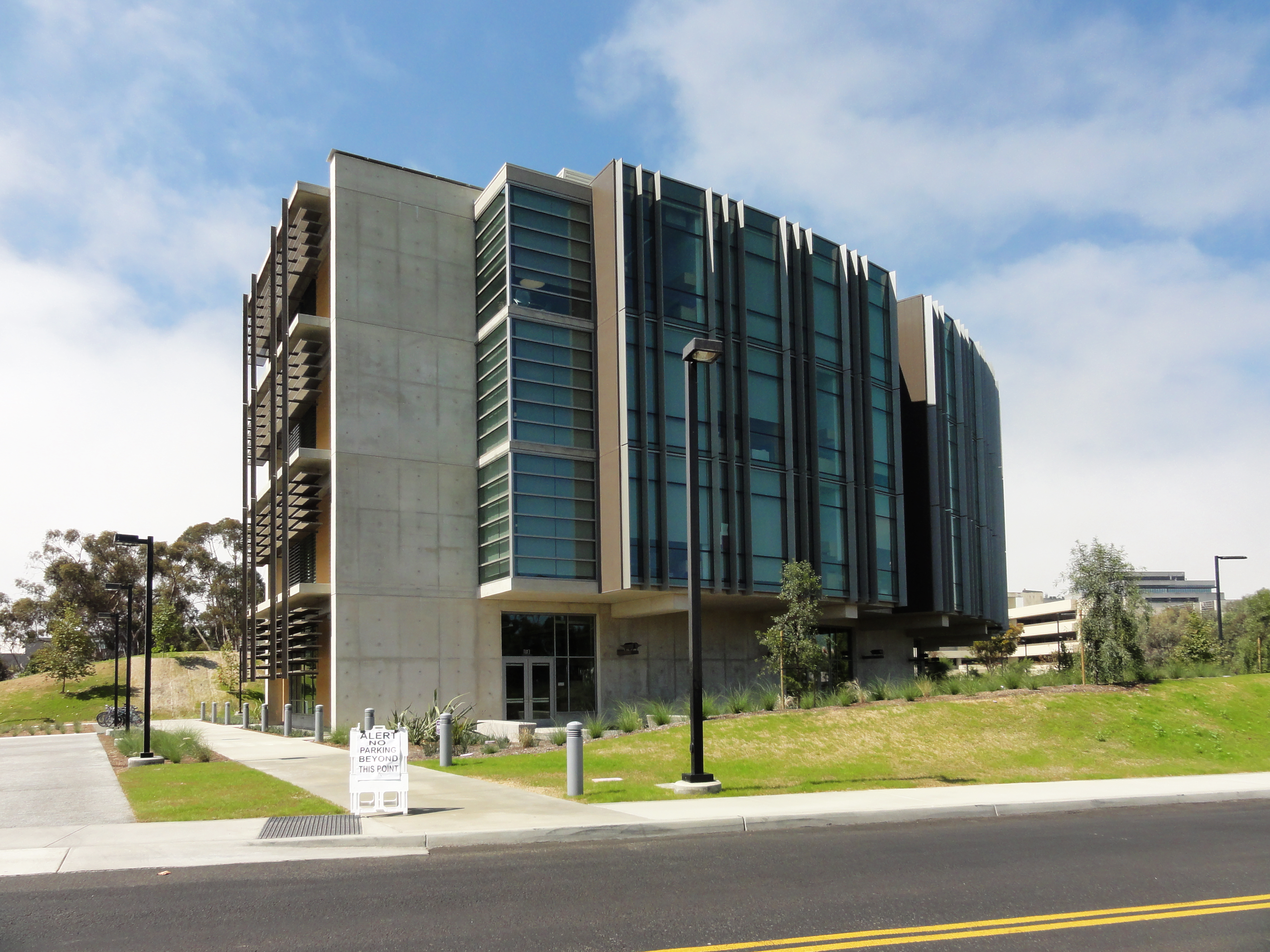 Ucsd Engineering Building House 2017 2018 2019 Ford