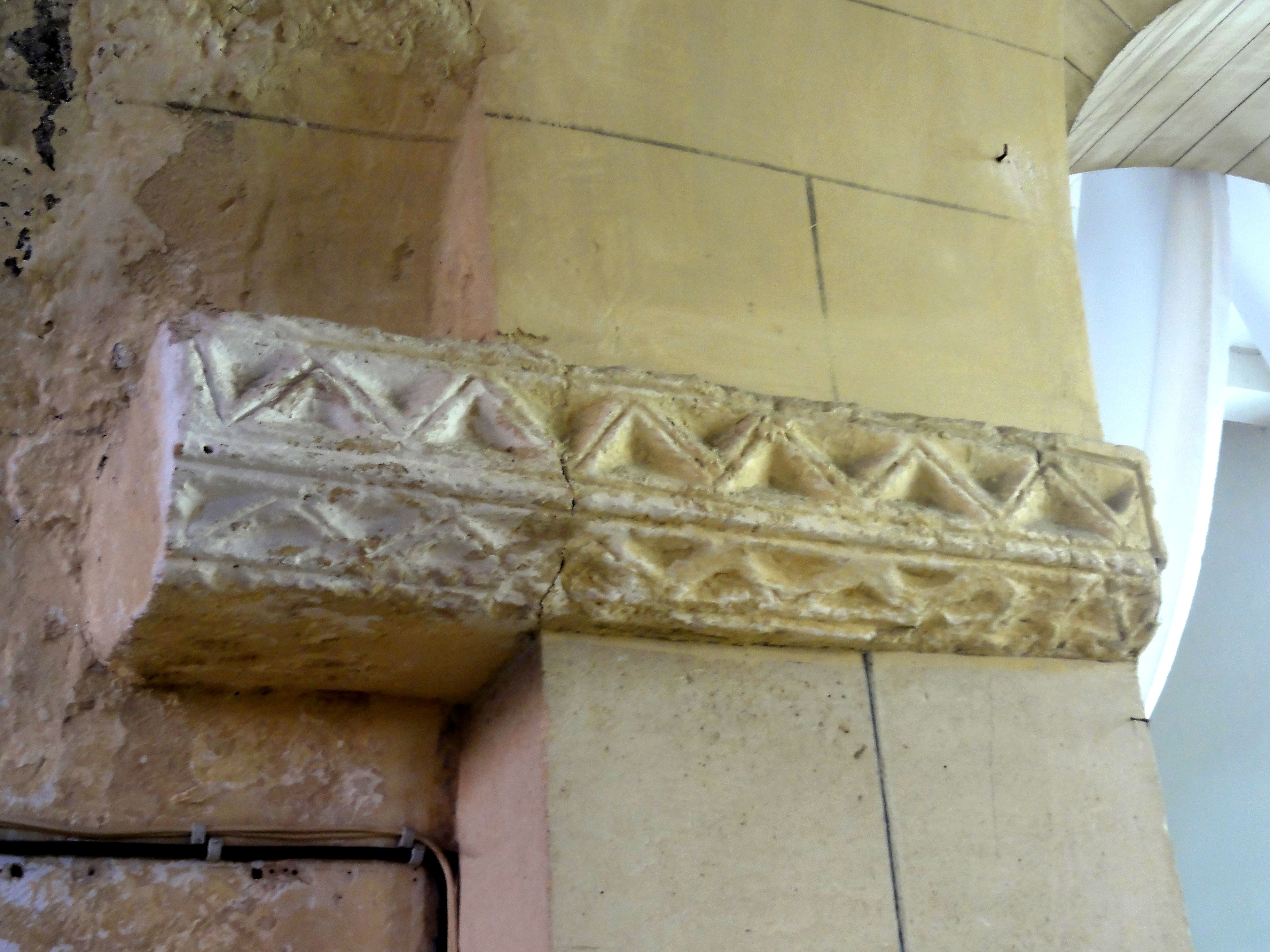 fichier saint maximin 60 glise st maximin crois e du transept frise du pilier sud ouest. Black Bedroom Furniture Sets. Home Design Ideas