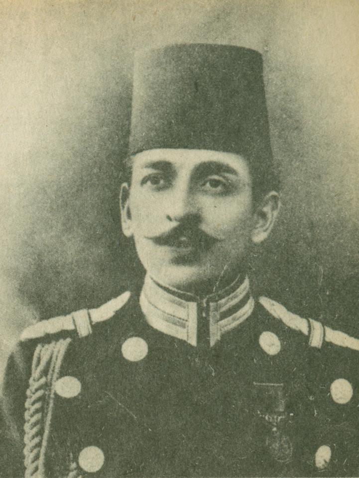 1890 Photo-Ottoman Empire-Abdulhamit II-Sultan of the Turks-Abdul Hamid II