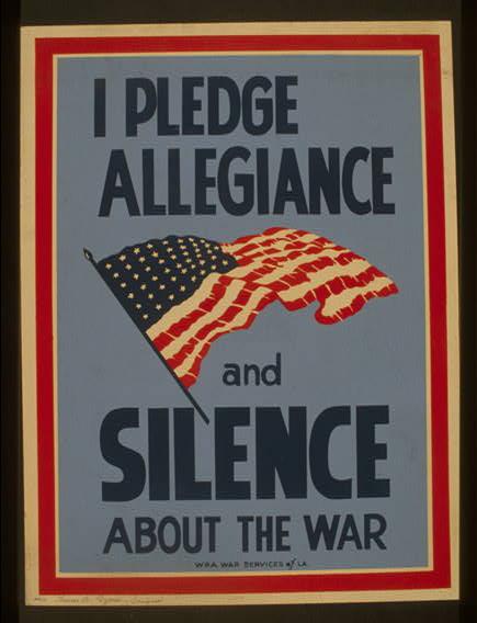 Silence war