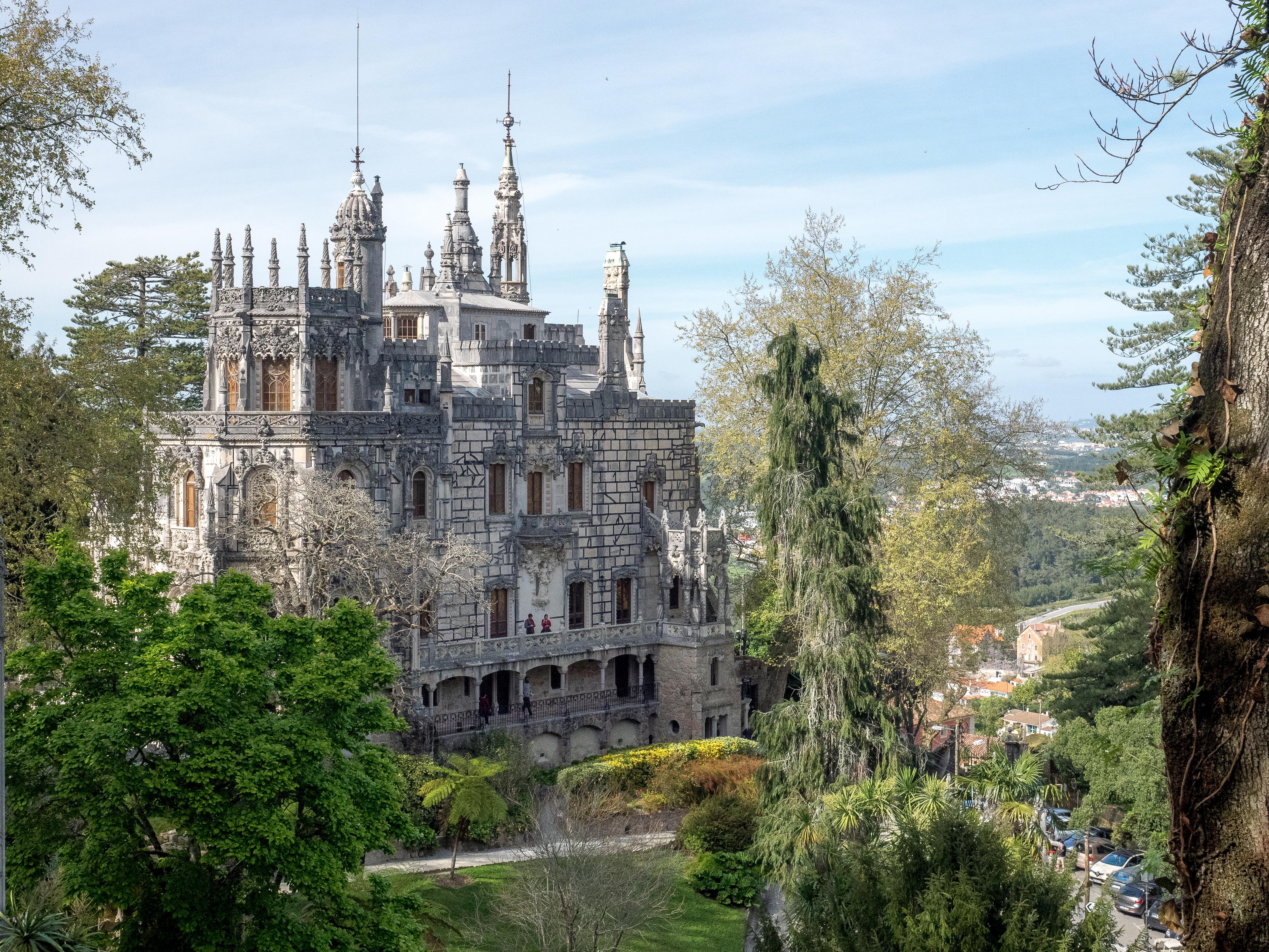 Quinta da Regaleira - Wikipedia