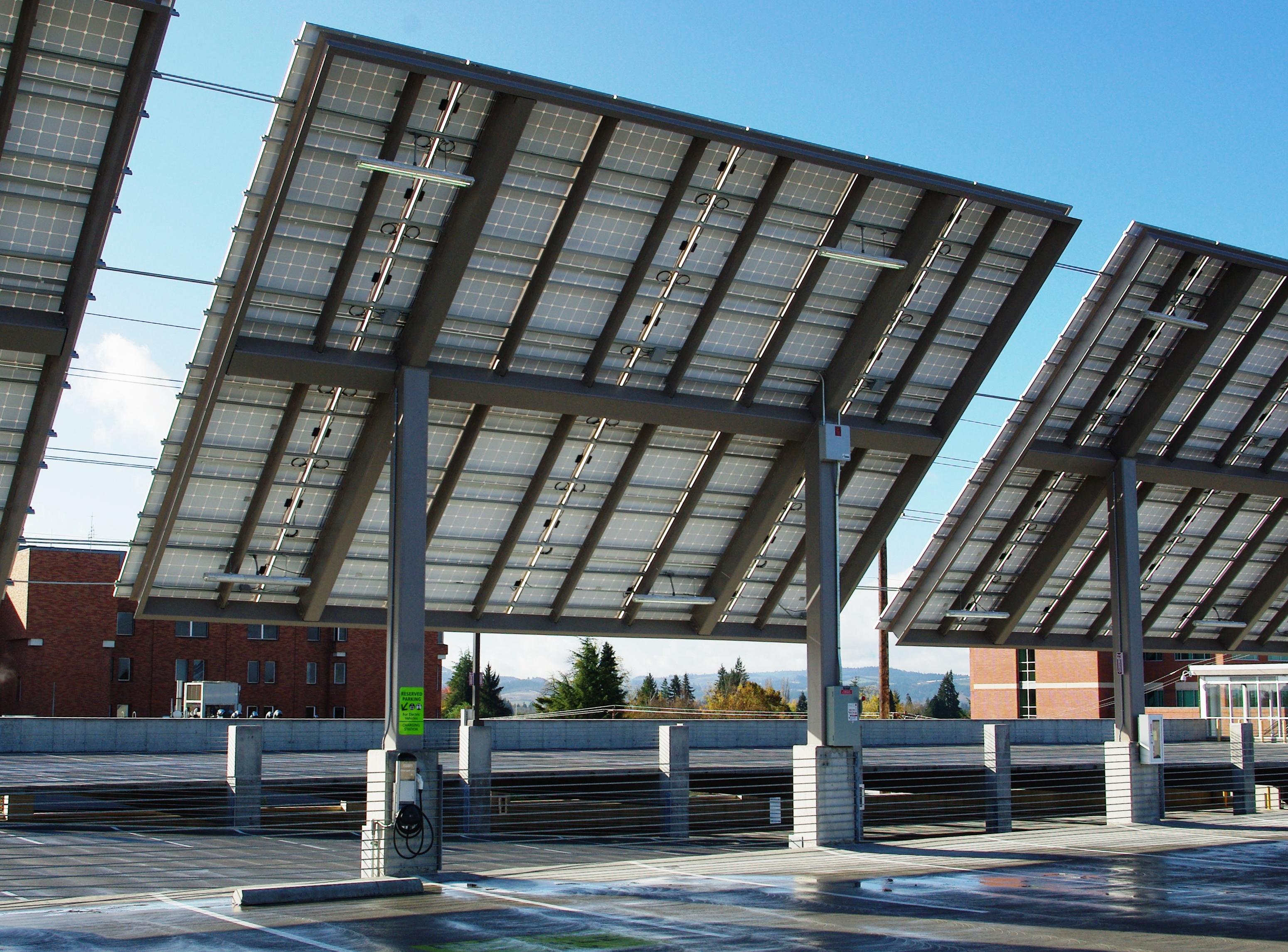 File Solar Panels Back At The Hillsboro Intermodal Transit