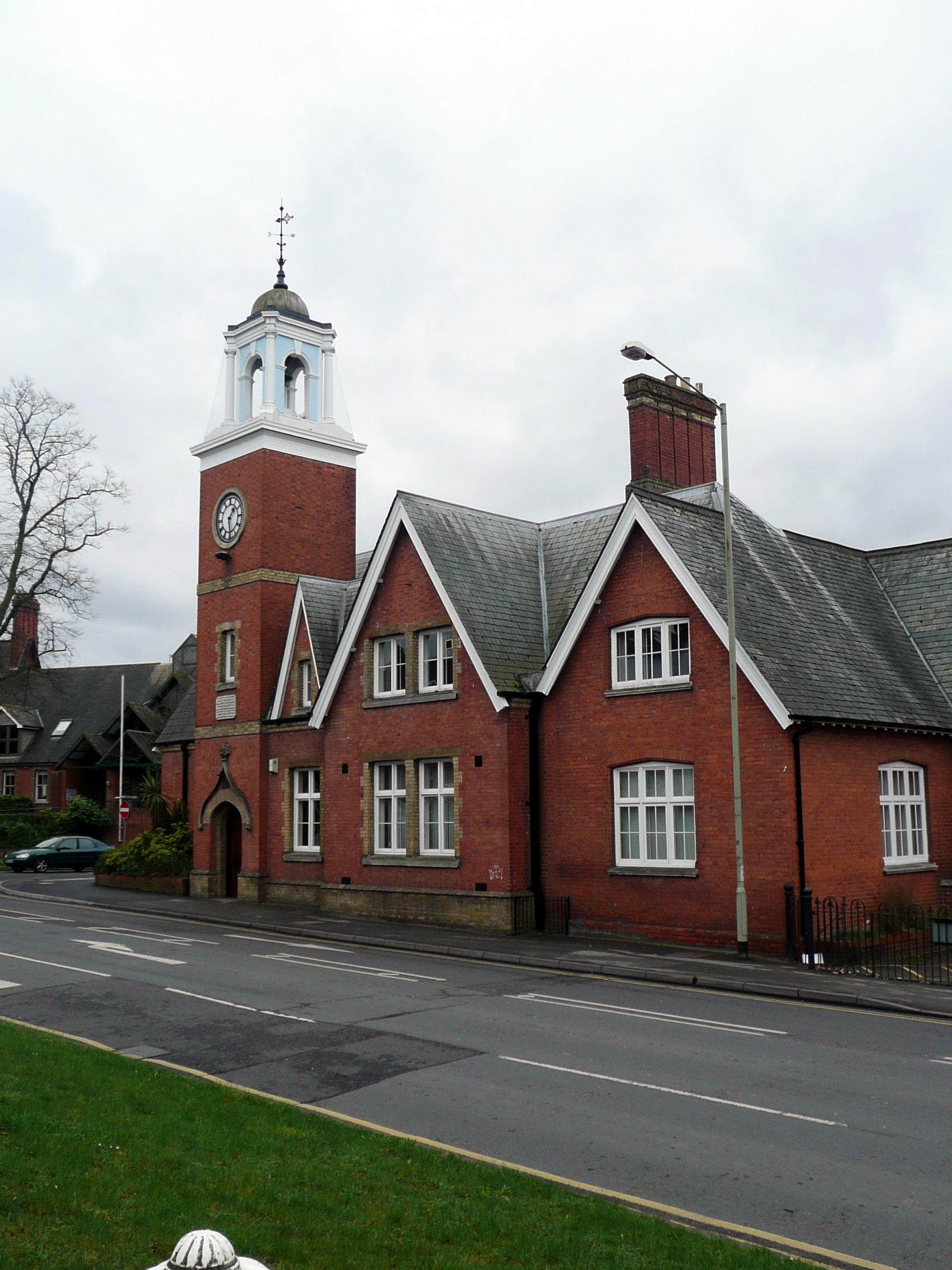 St Paul S Parish Rooms Wokingham