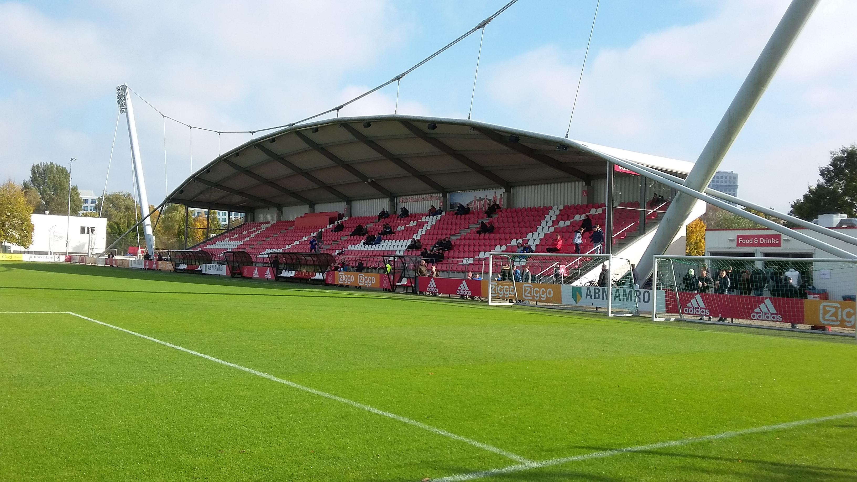 Sportpark De Toekomst - Wikipedia