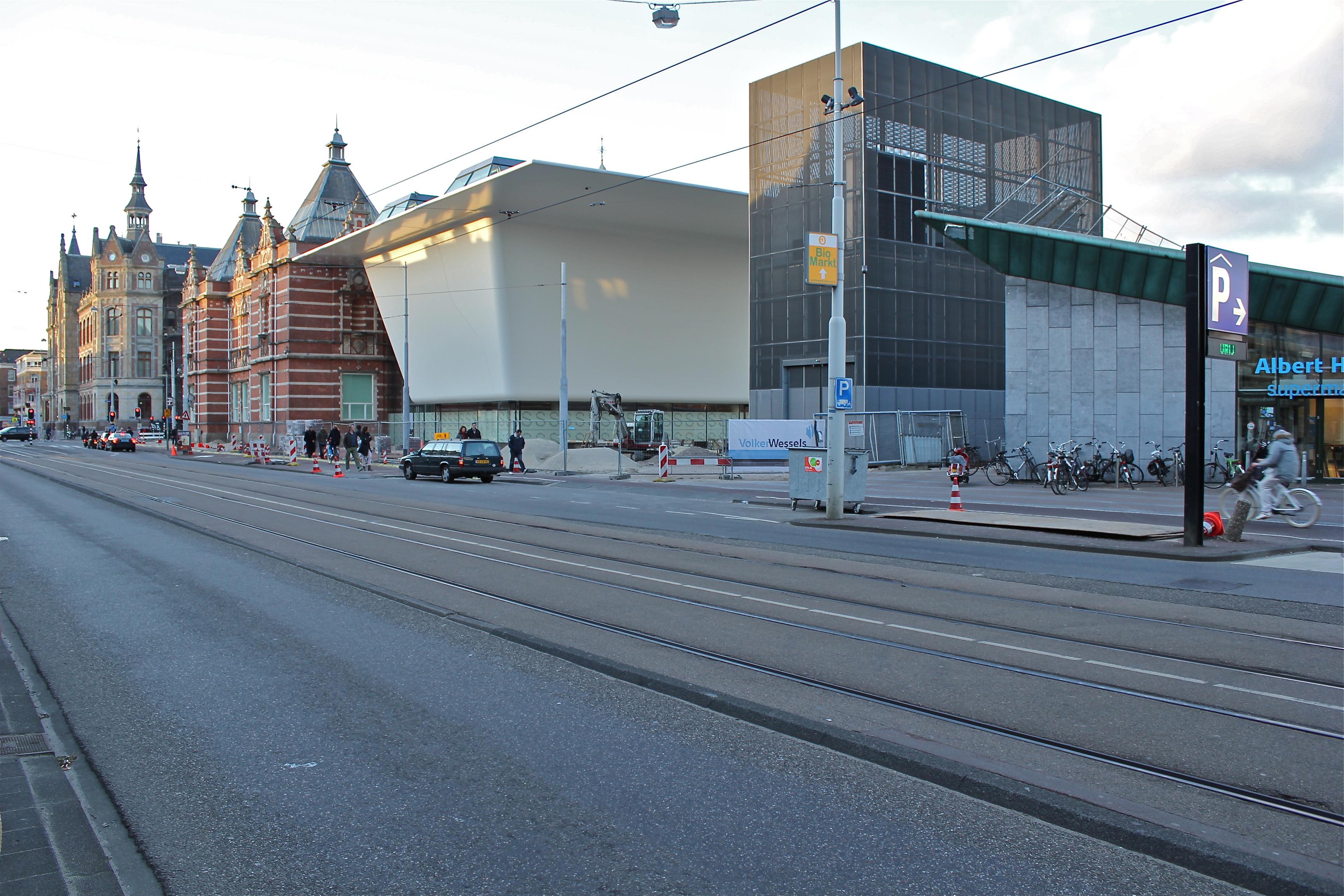 File:Stedelijk Museum Amsterdam.jpg - Wikimedia Commons
