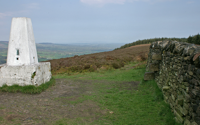 Summit of Longridge Fell - geograph.org.uk - 449847
